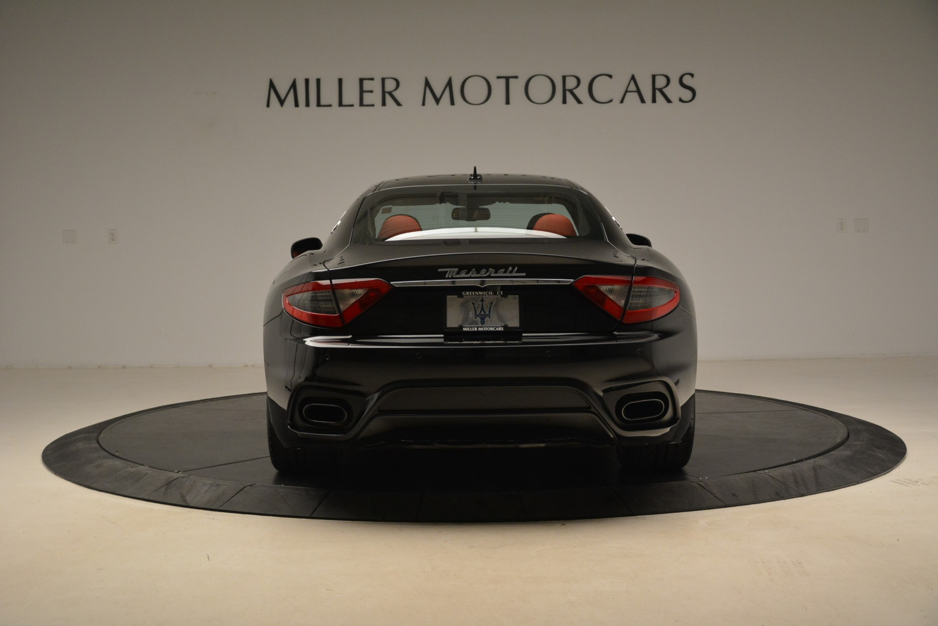 New 2018 Maserati GranTurismo Sport For Sale In Westport, CT 1799_p5