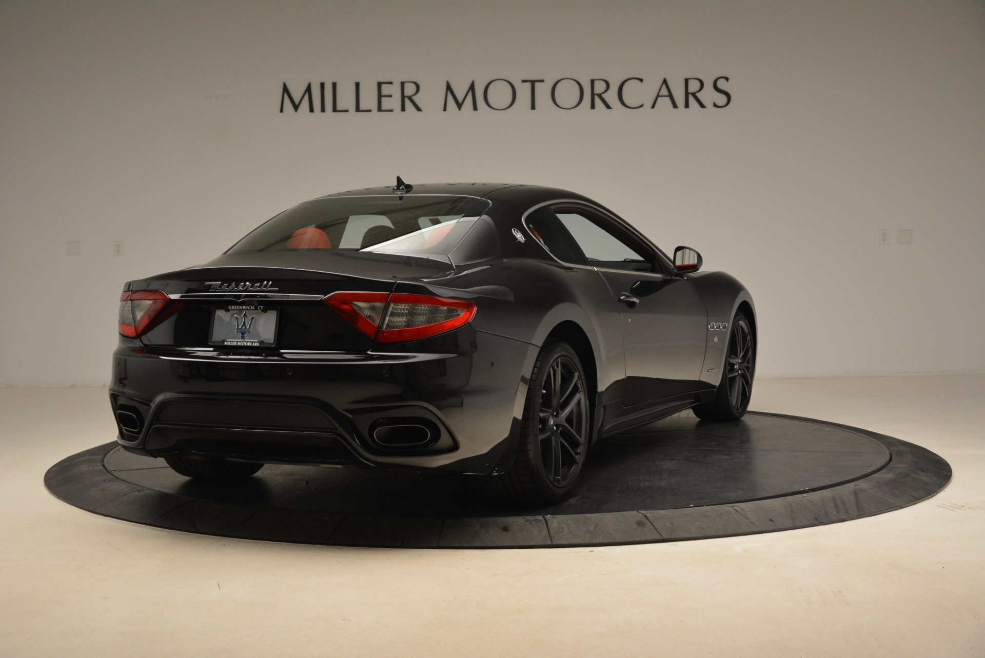 New 2018 Maserati GranTurismo Sport For Sale In Westport, CT 1799_p6