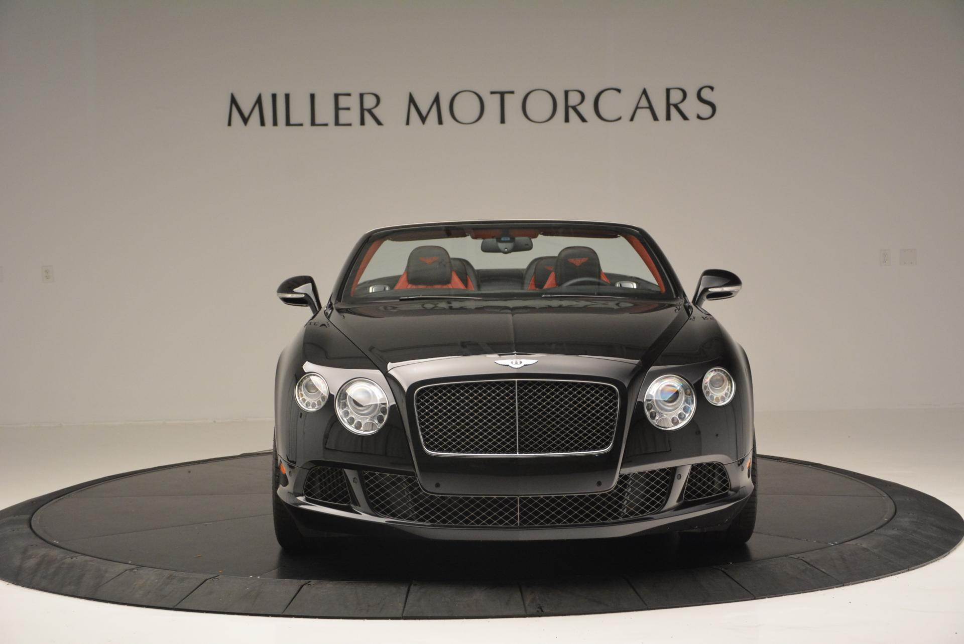 Used 2014 Bentley Continental GT Speed Convertible For Sale In Westport, CT 18_p12
