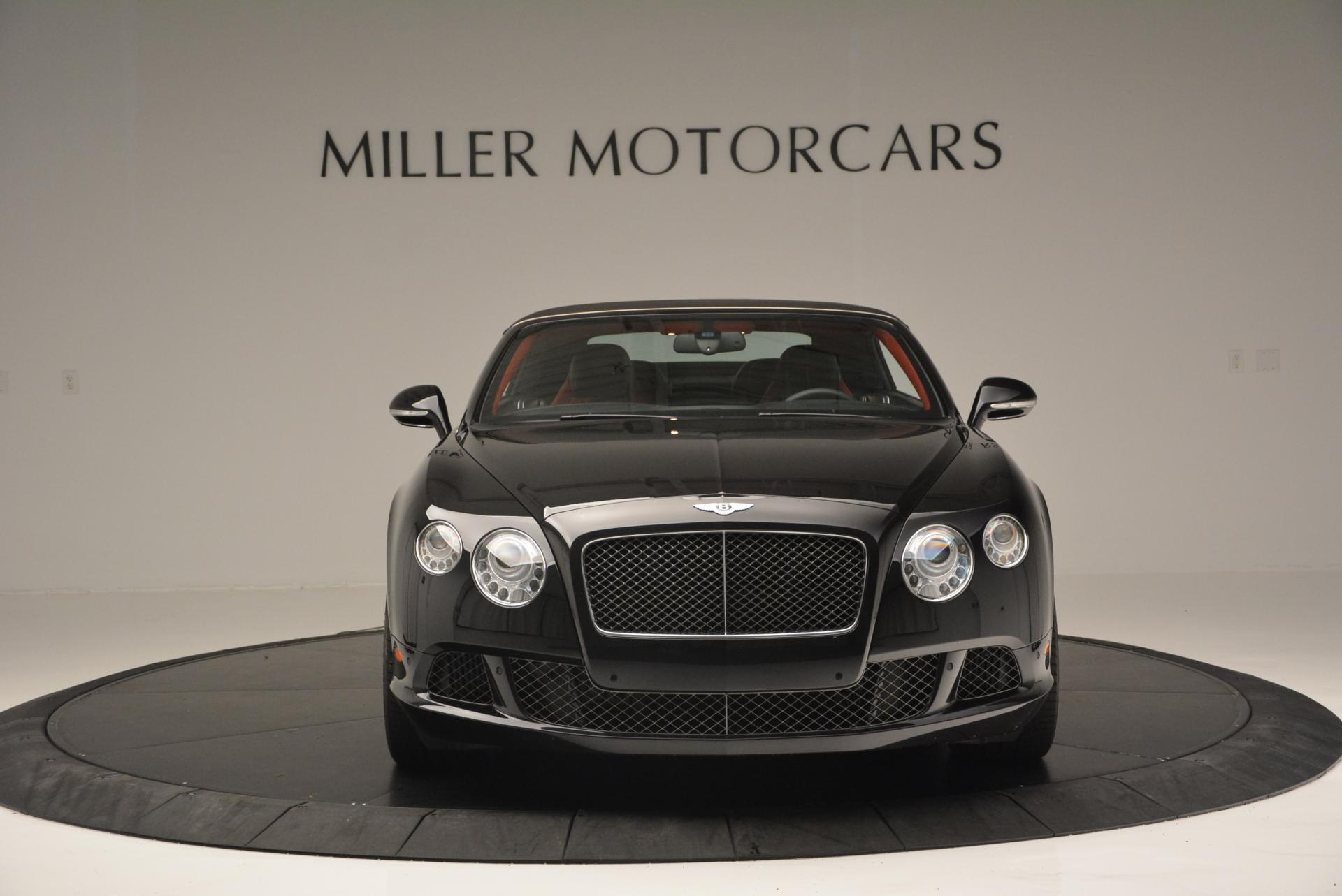 Used 2014 Bentley Continental GT Speed Convertible For Sale In Westport, CT 18_p13