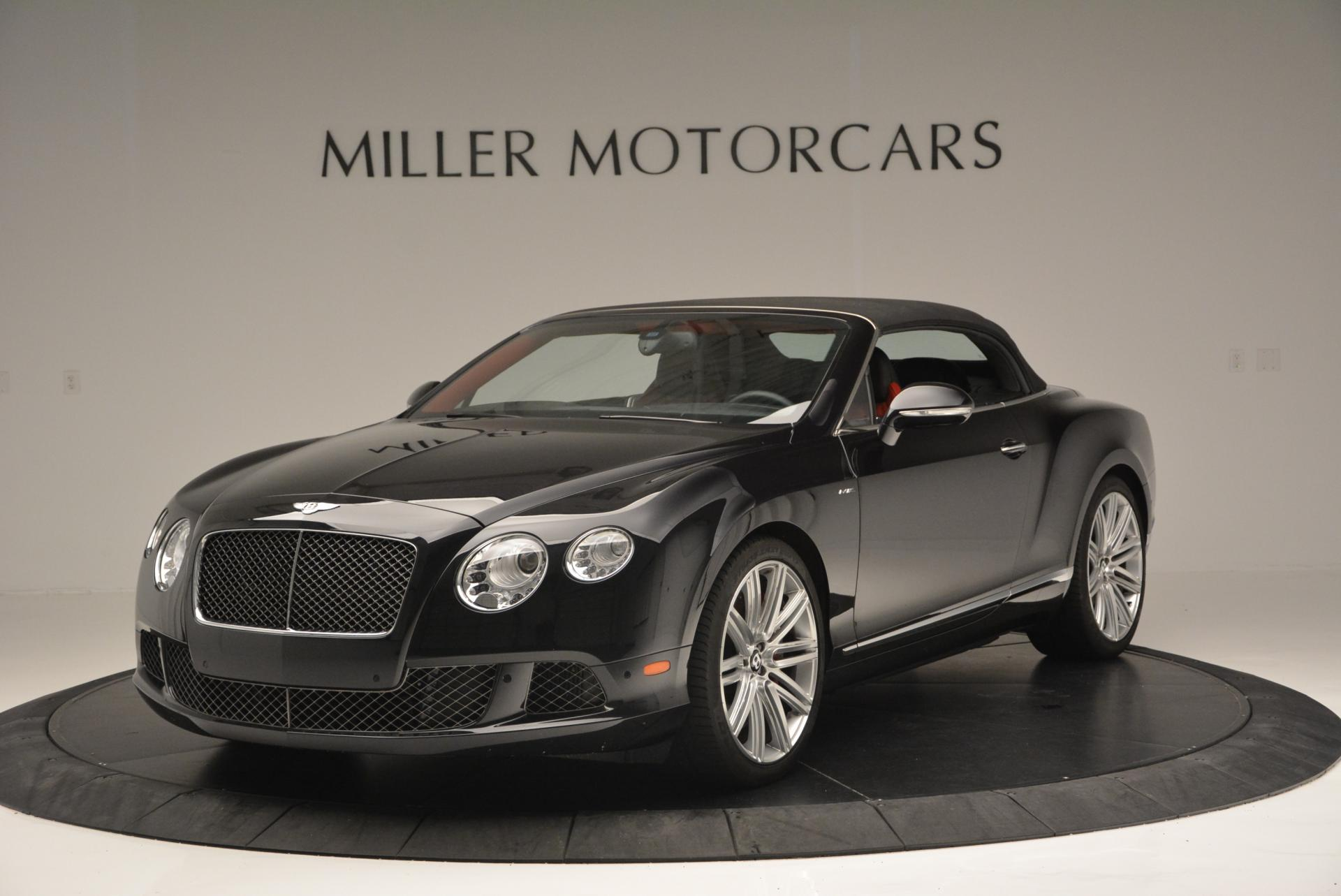Used 2014 Bentley Continental GT Speed Convertible For Sale In Westport, CT 18_p14