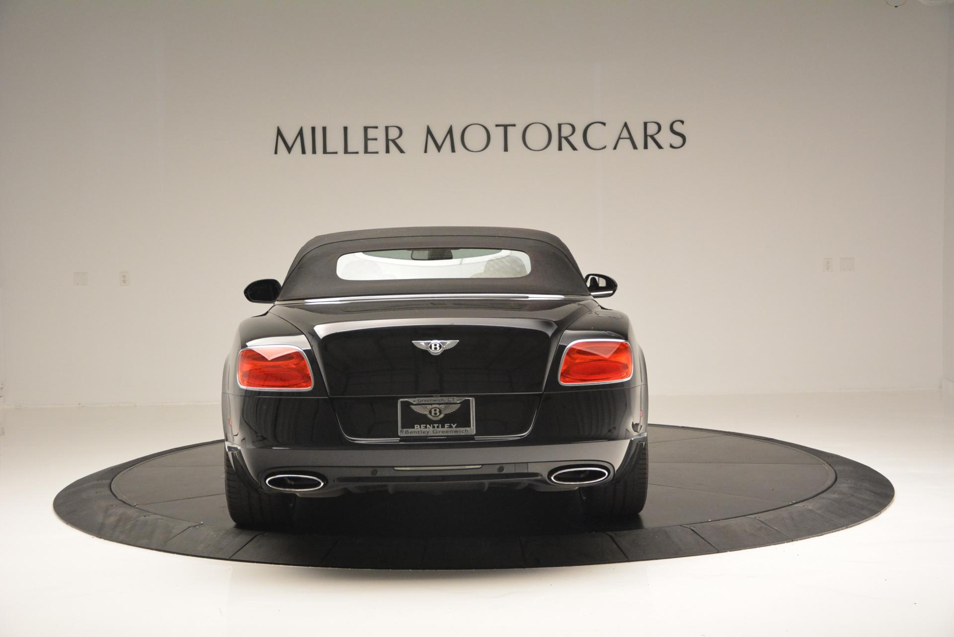 Used 2014 Bentley Continental GT Speed Convertible For Sale In Westport, CT 18_p19