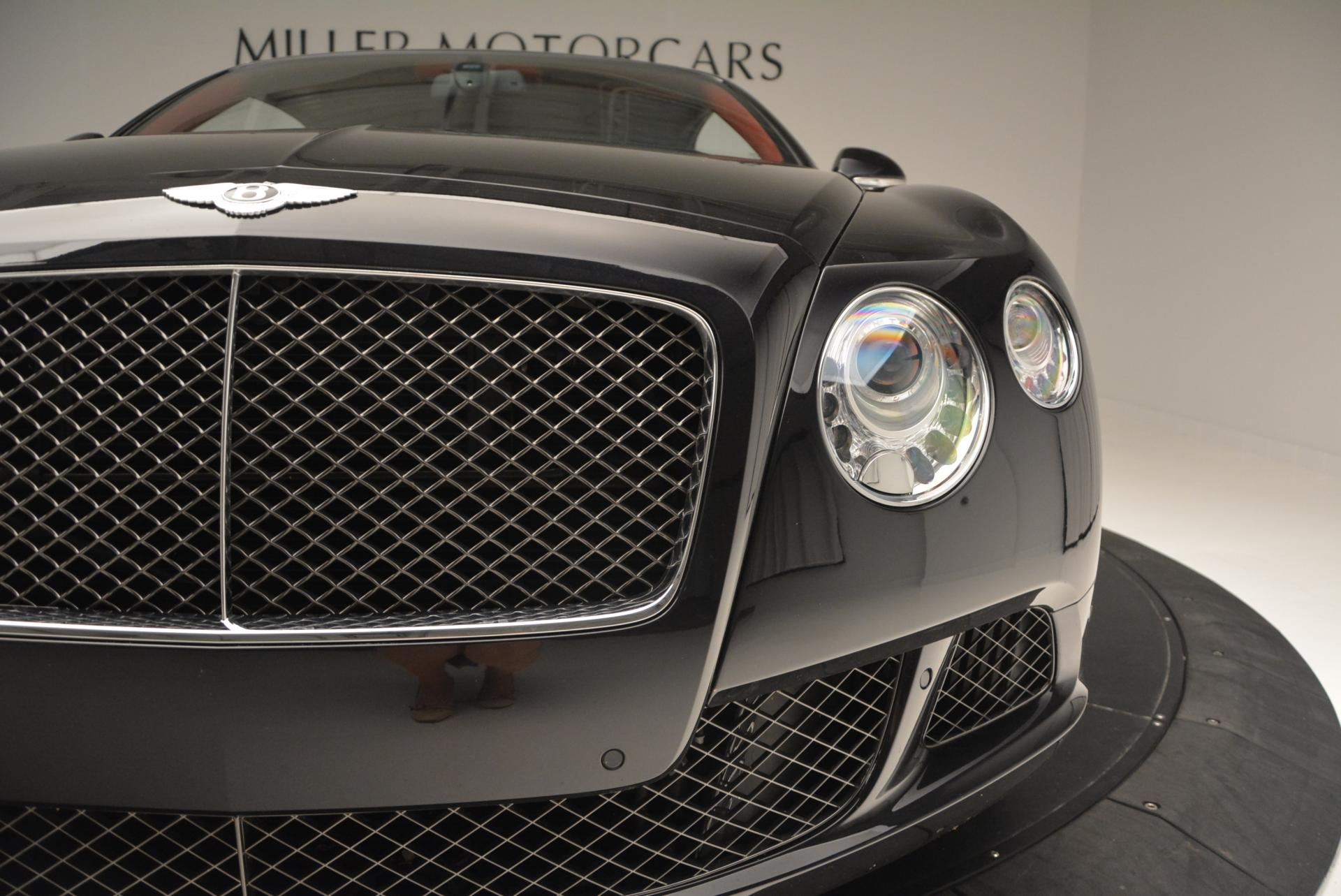 Used 2014 Bentley Continental GT Speed Convertible For Sale In Westport, CT 18_p27