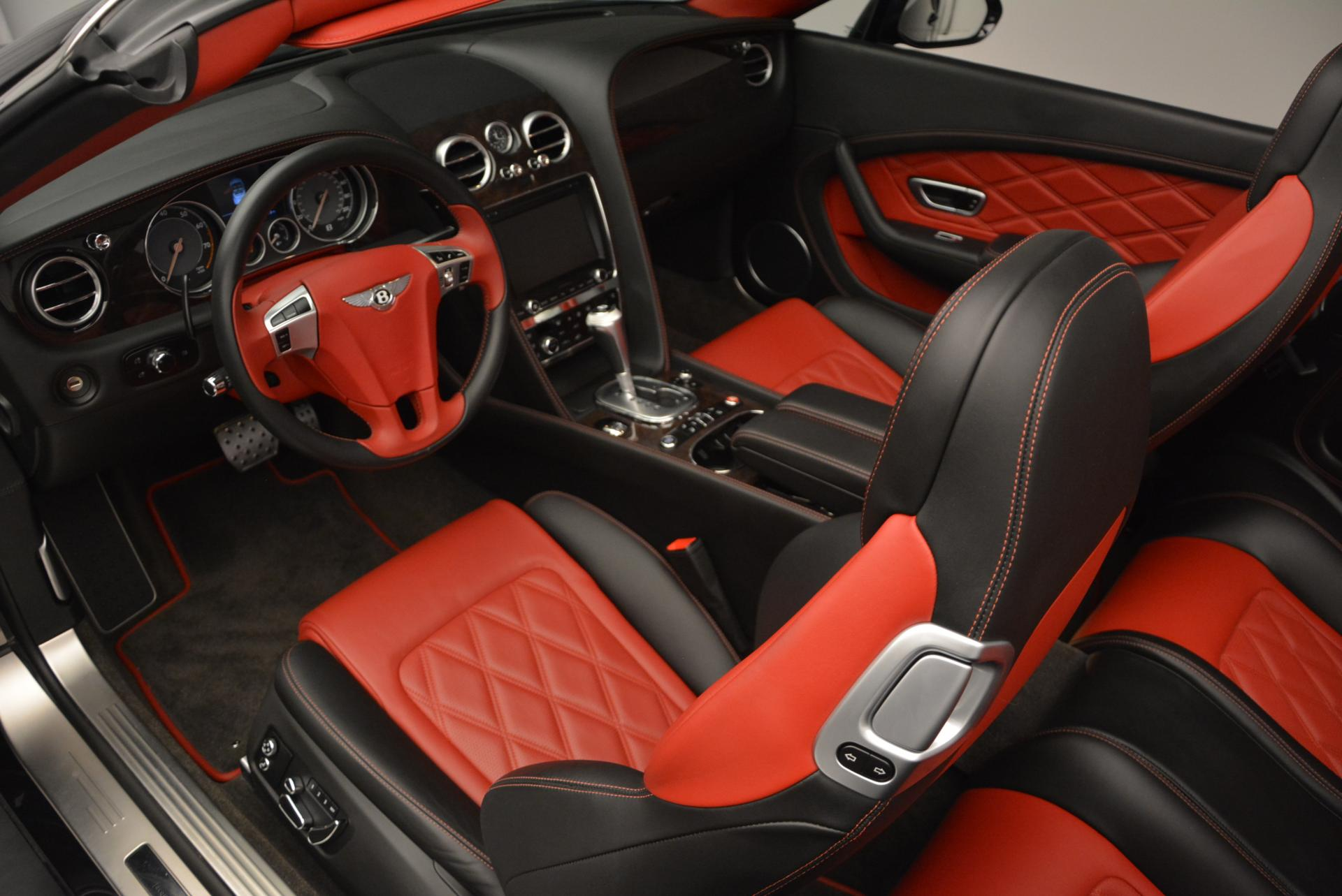 Used 2014 Bentley Continental GT Speed Convertible For Sale In Westport, CT 18_p29