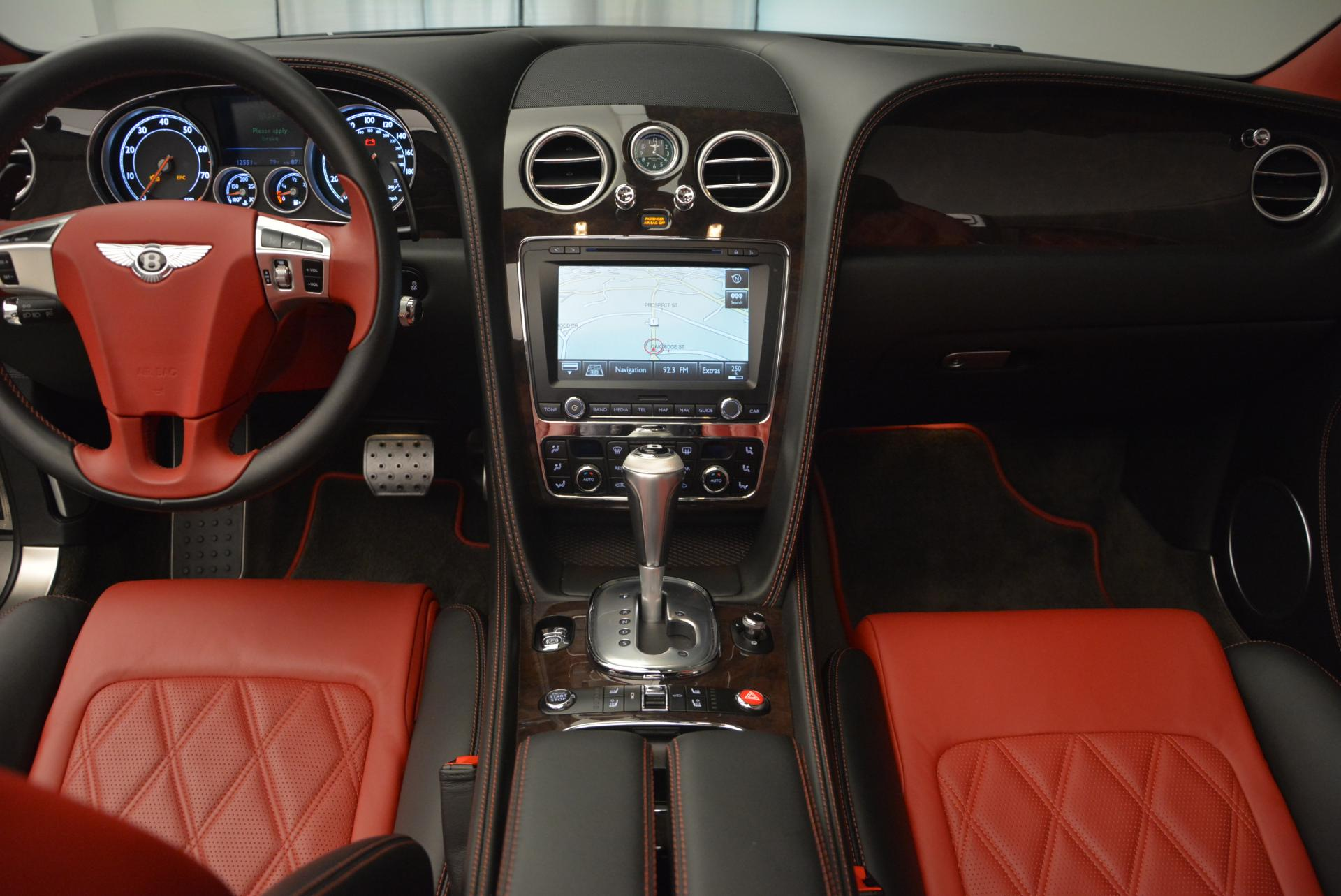 Used 2014 Bentley Continental GT Speed Convertible For Sale In Westport, CT 18_p36