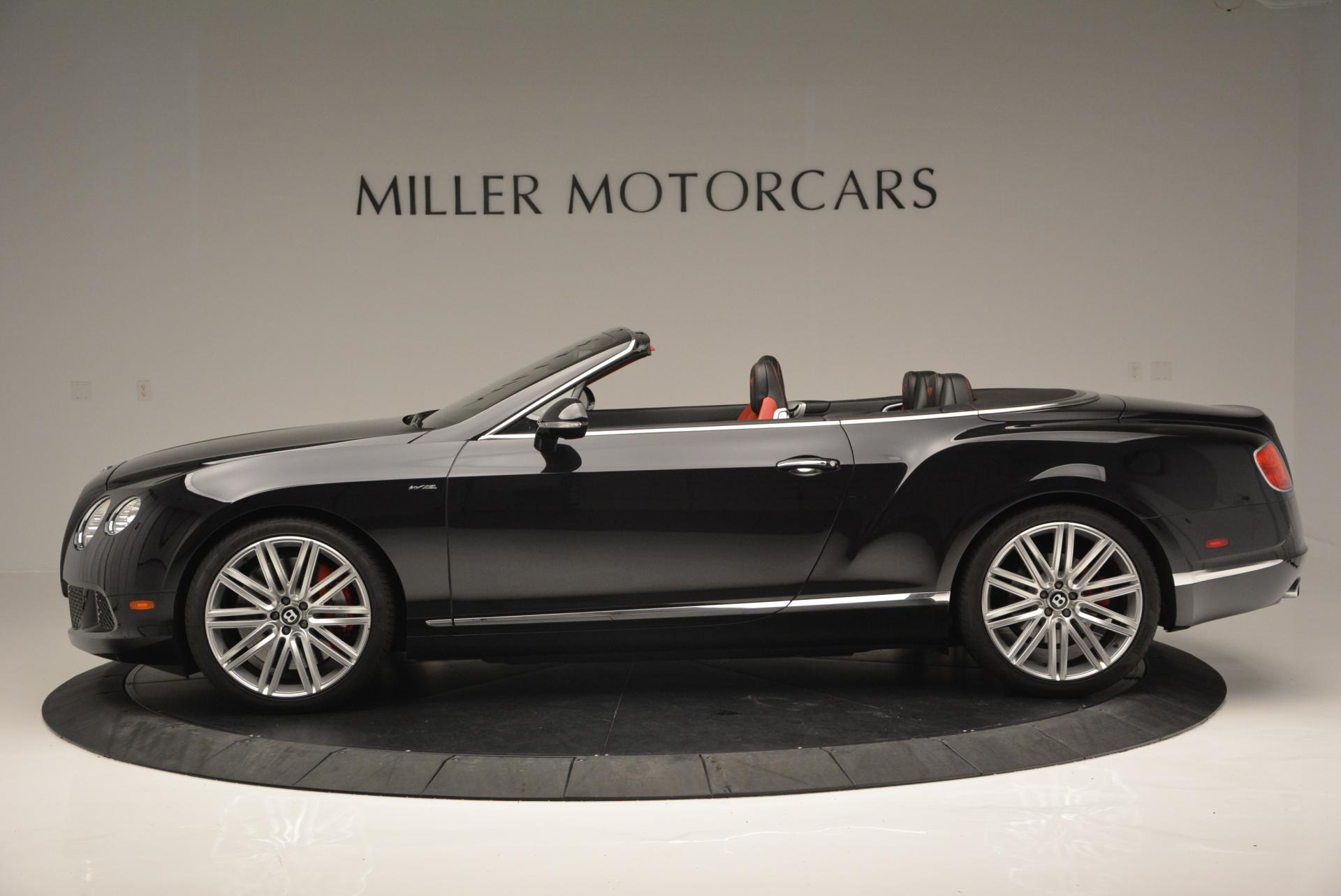 Used 2014 Bentley Continental GT Speed Convertible For Sale In Westport, CT 18_p3