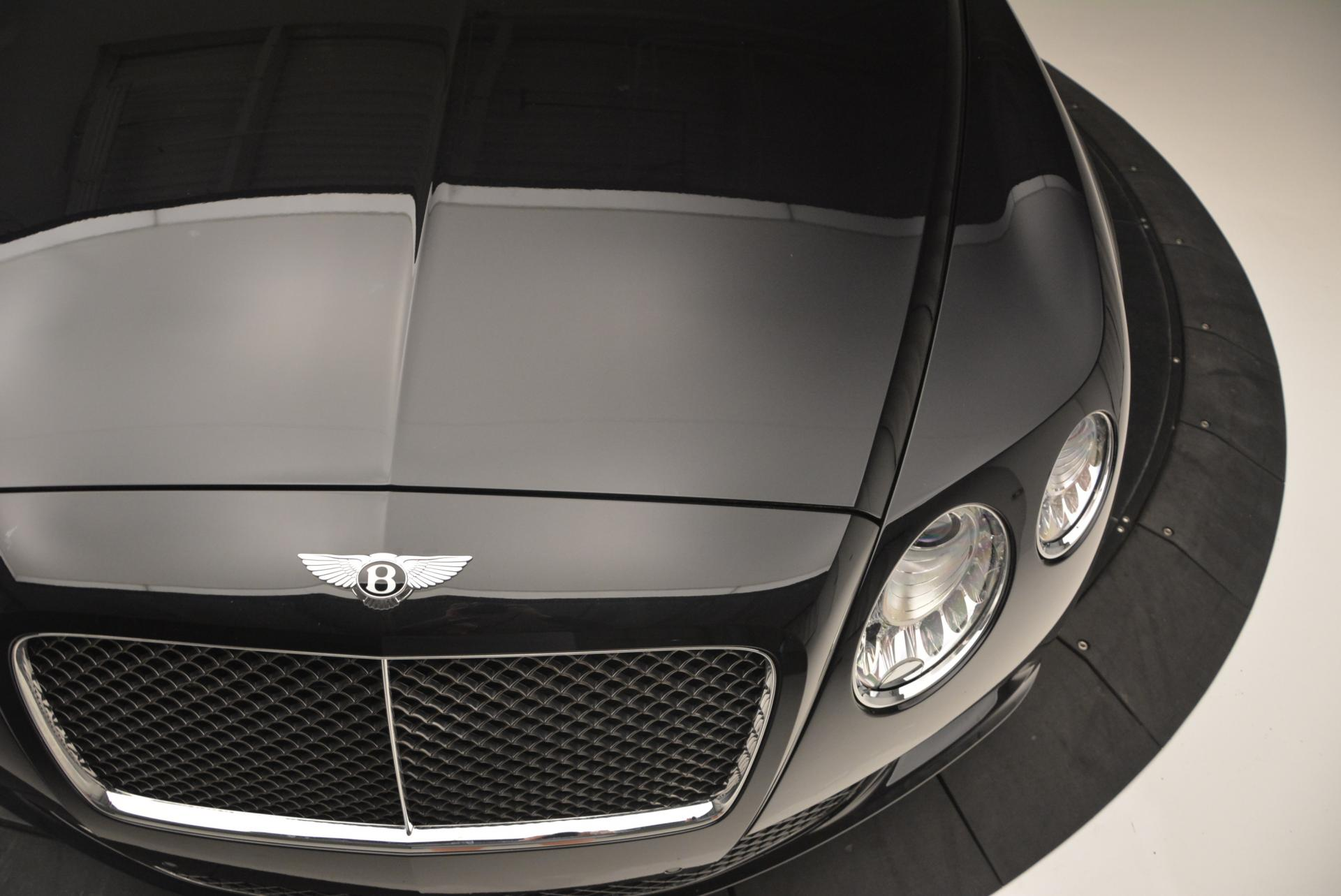 Used 2014 Bentley Continental GT Speed Convertible For Sale In Westport, CT 18_p48
