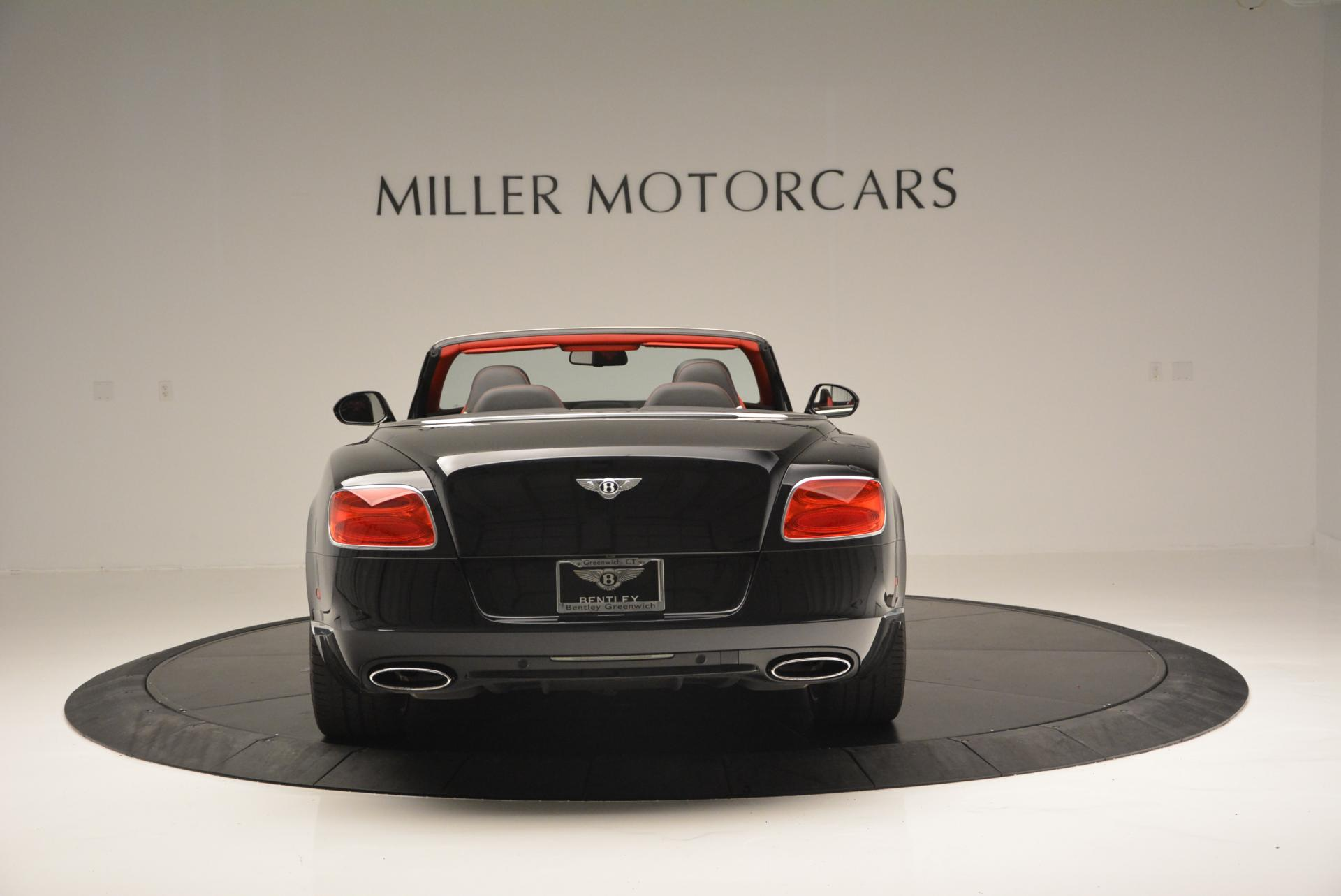 Used 2014 Bentley Continental GT Speed Convertible For Sale In Westport, CT 18_p6