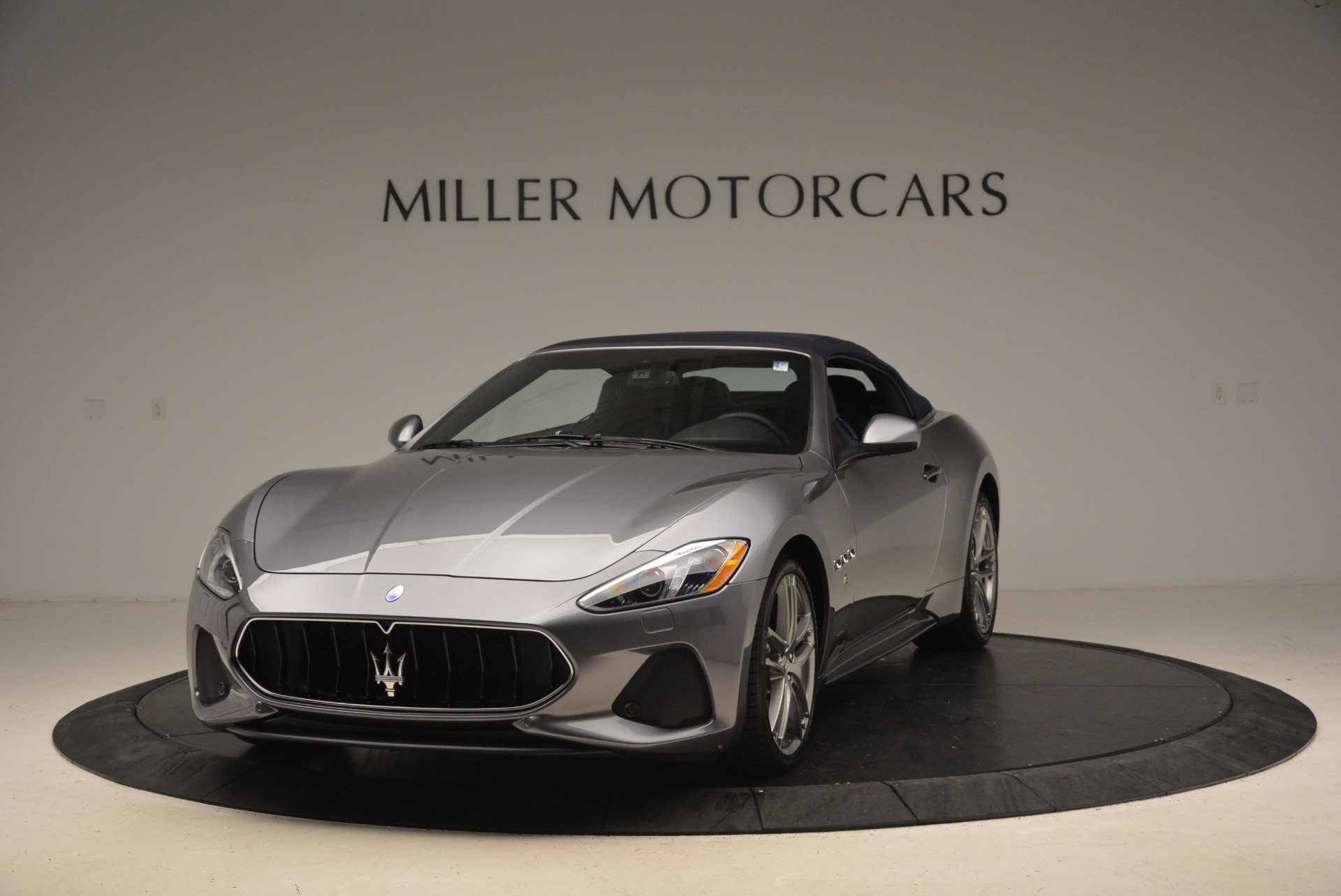 New 2018 Maserati GranTurismo Sport Convertible For Sale In Westport, CT 1802_p2