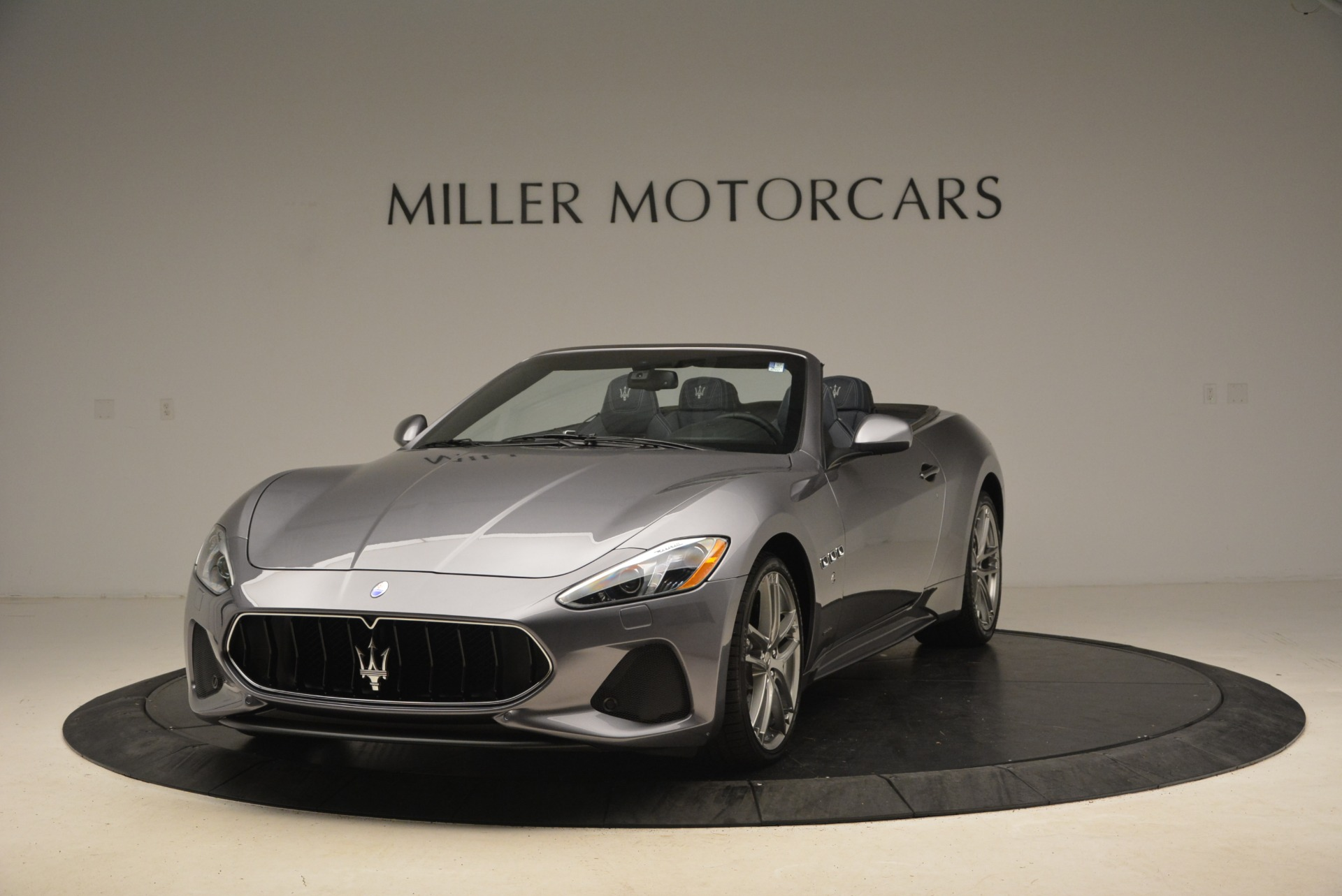 New 2018 Maserati GranTurismo Sport Convertible For Sale In Westport, CT 1802_p3