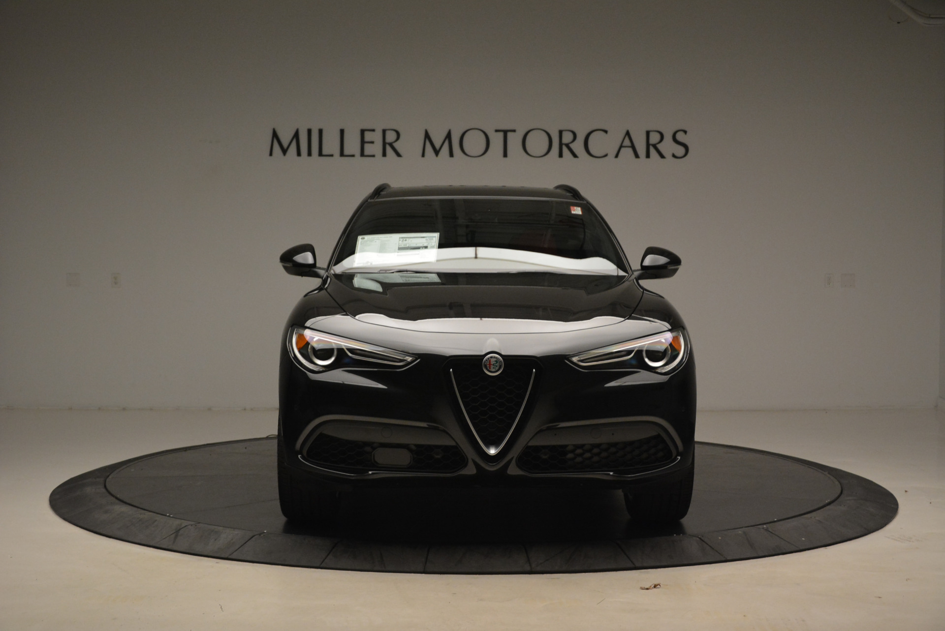 New 2018 Alfa Romeo Stelvio Ti Sport Q4 For Sale In Westport, CT 1804_p12