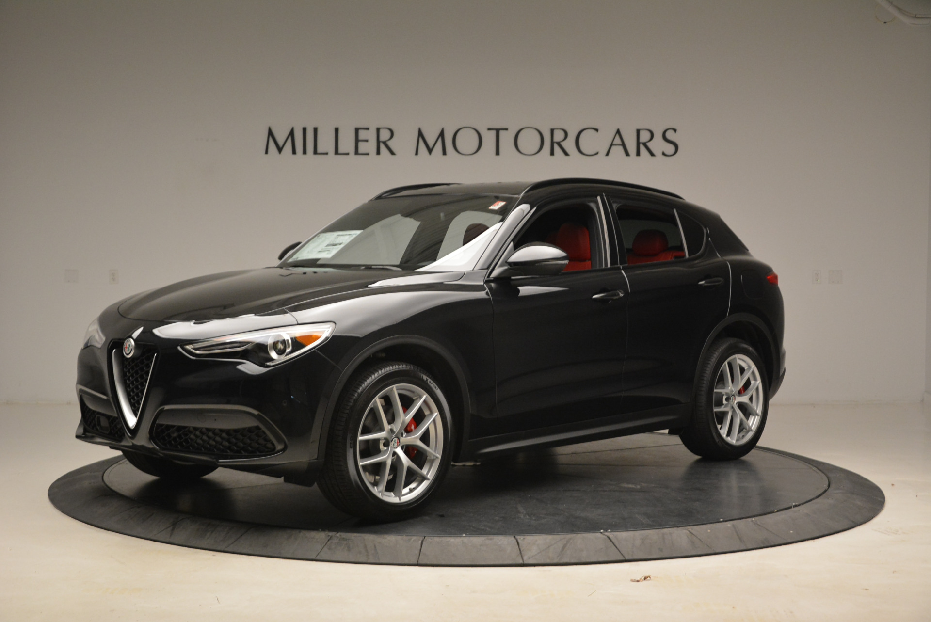 New 2018 Alfa Romeo Stelvio Ti Sport Q4 For Sale In Westport, CT 1804_p2