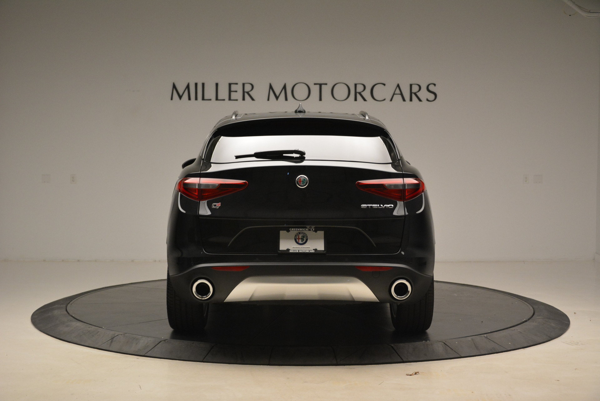 New 2018 Alfa Romeo Stelvio Ti Sport Q4 For Sale In Westport, CT 1804_p6