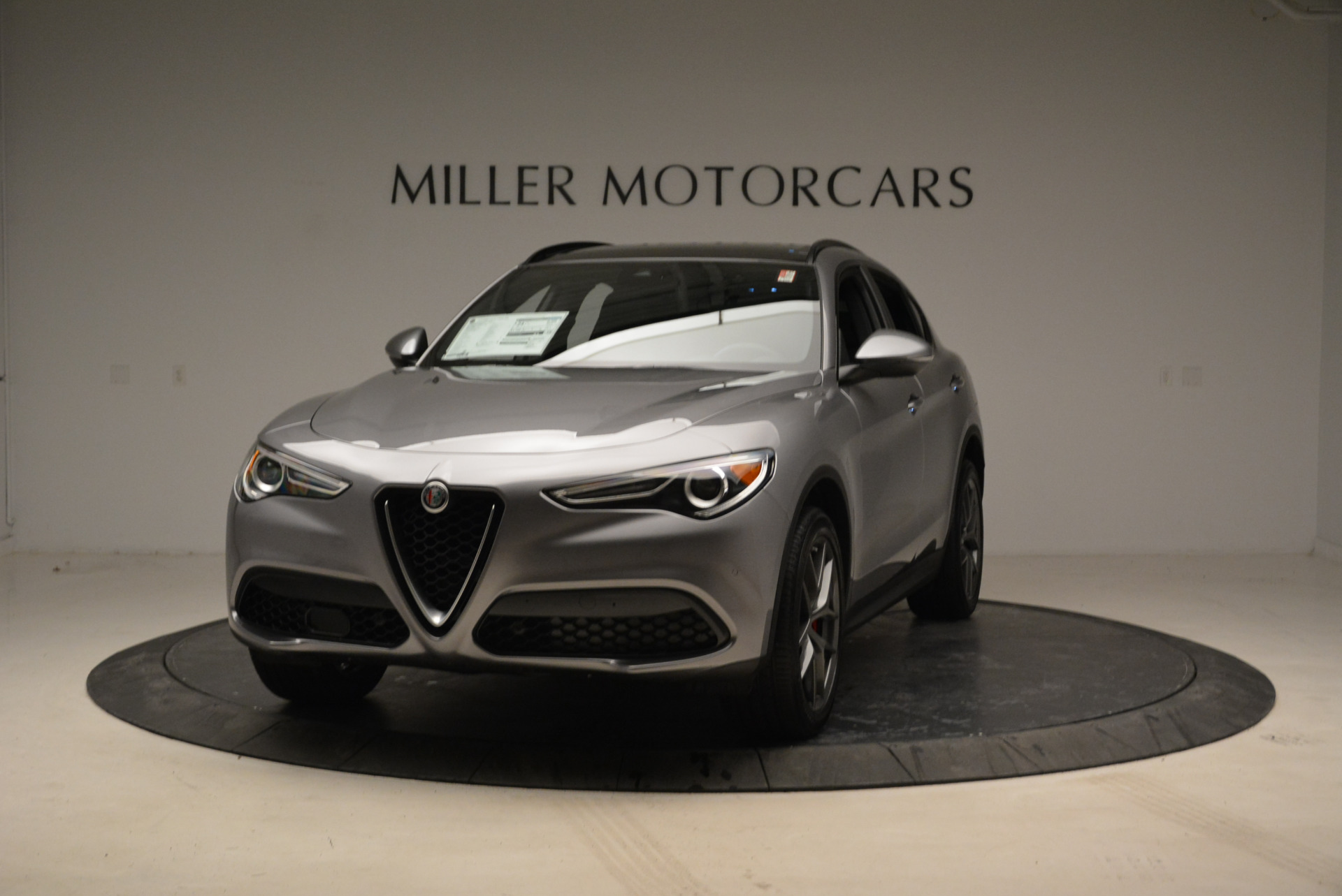 New 2018 Alfa Romeo Stelvio Ti Sport Q4 For Sale In Westport, CT 1805_main