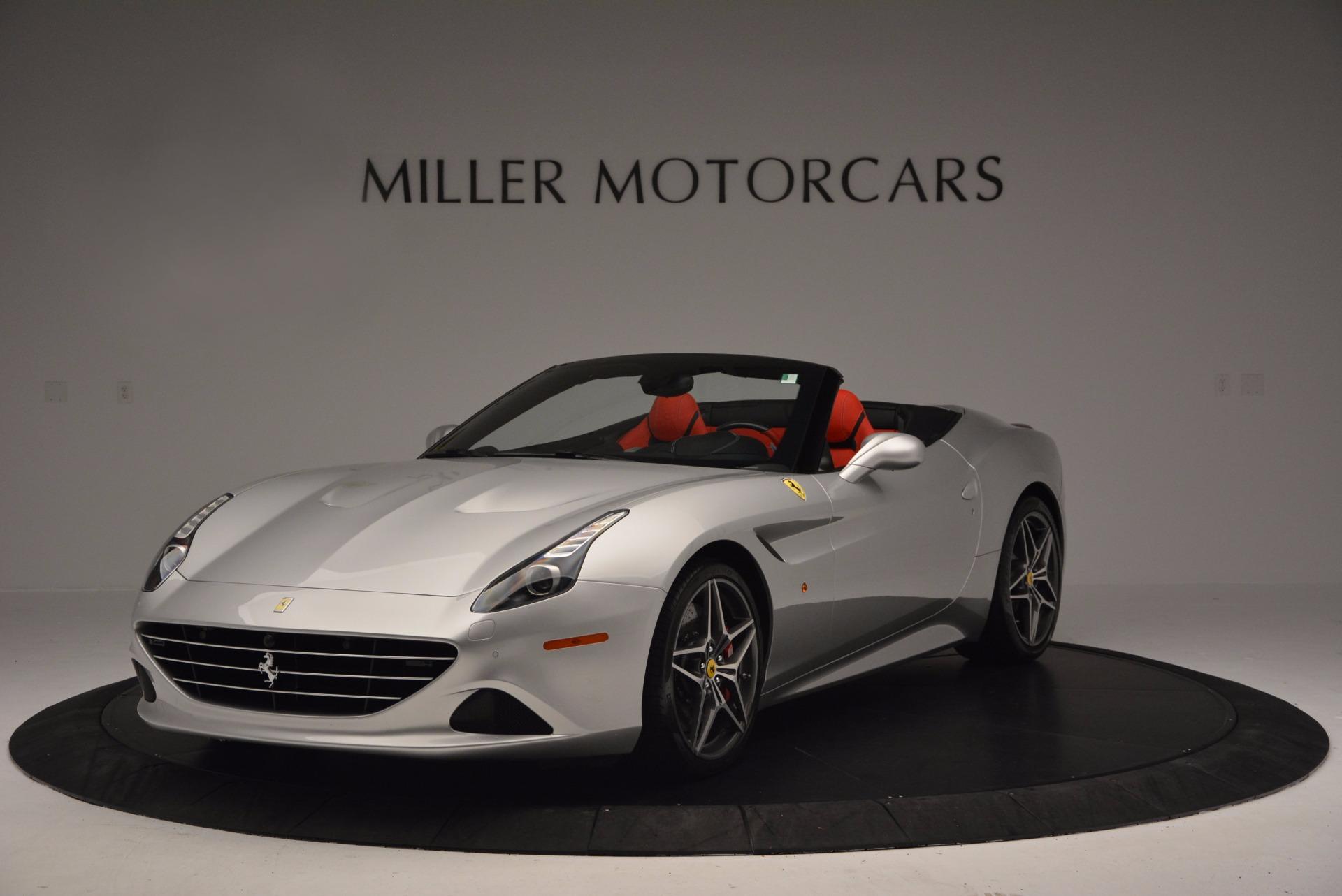 Used 2015 Ferrari California T  For Sale In Westport, CT 1808_main