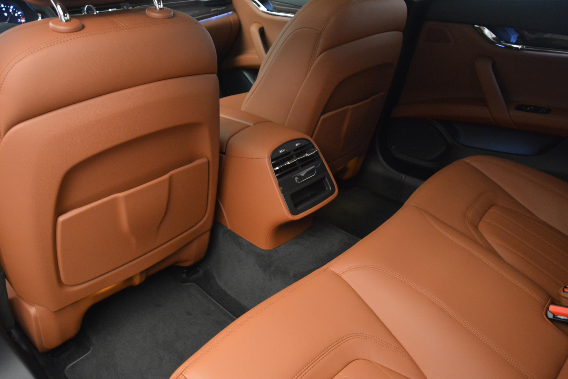 New 2016 Maserati Quattroporte S Q4 For Sale In Westport, CT 181_p14