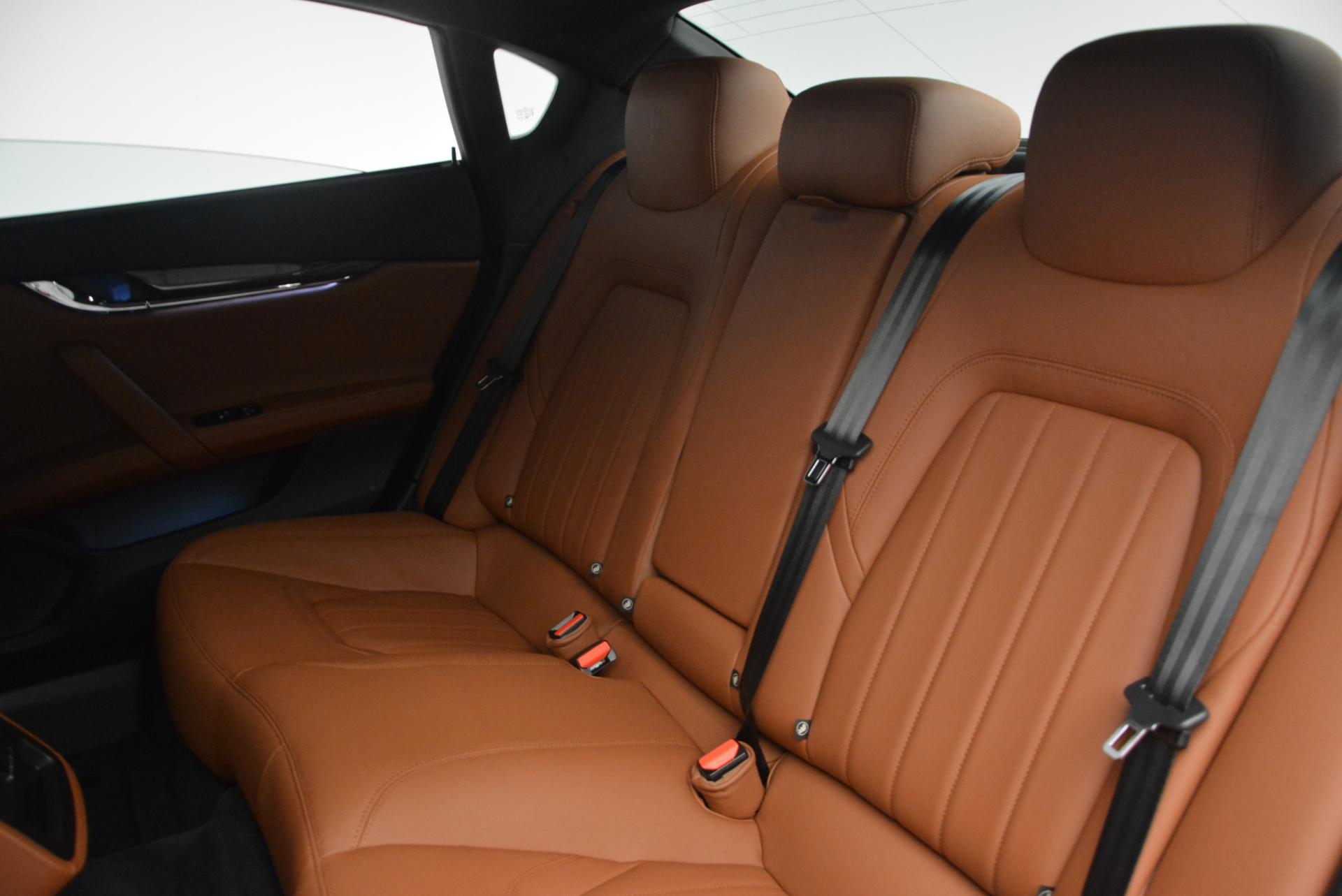 New 2016 Maserati Quattroporte S Q4 For Sale In Westport, CT 181_p16