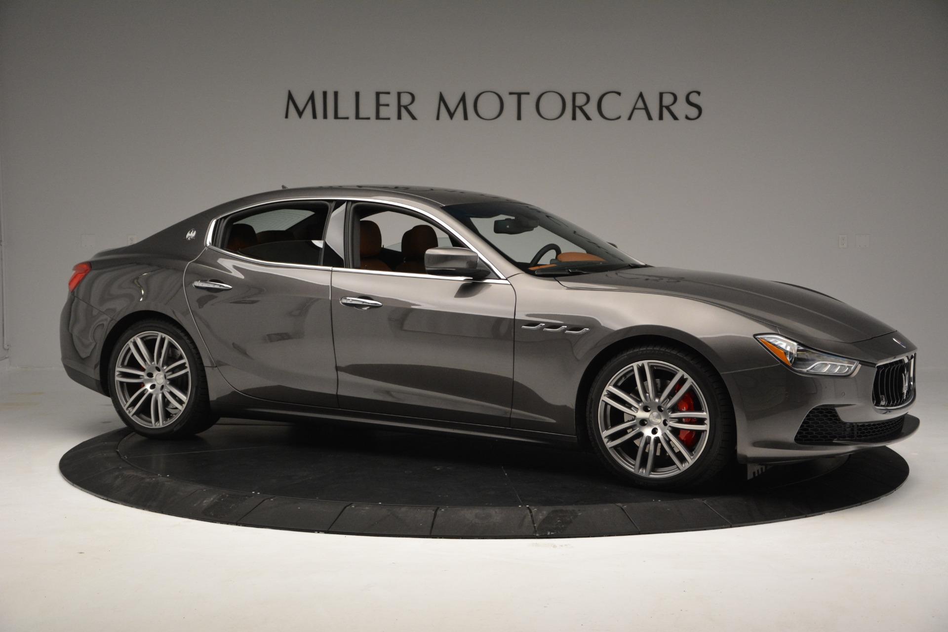 New 2018 Maserati Ghibli S Q4 For Sale In Westport, CT 1812_p11