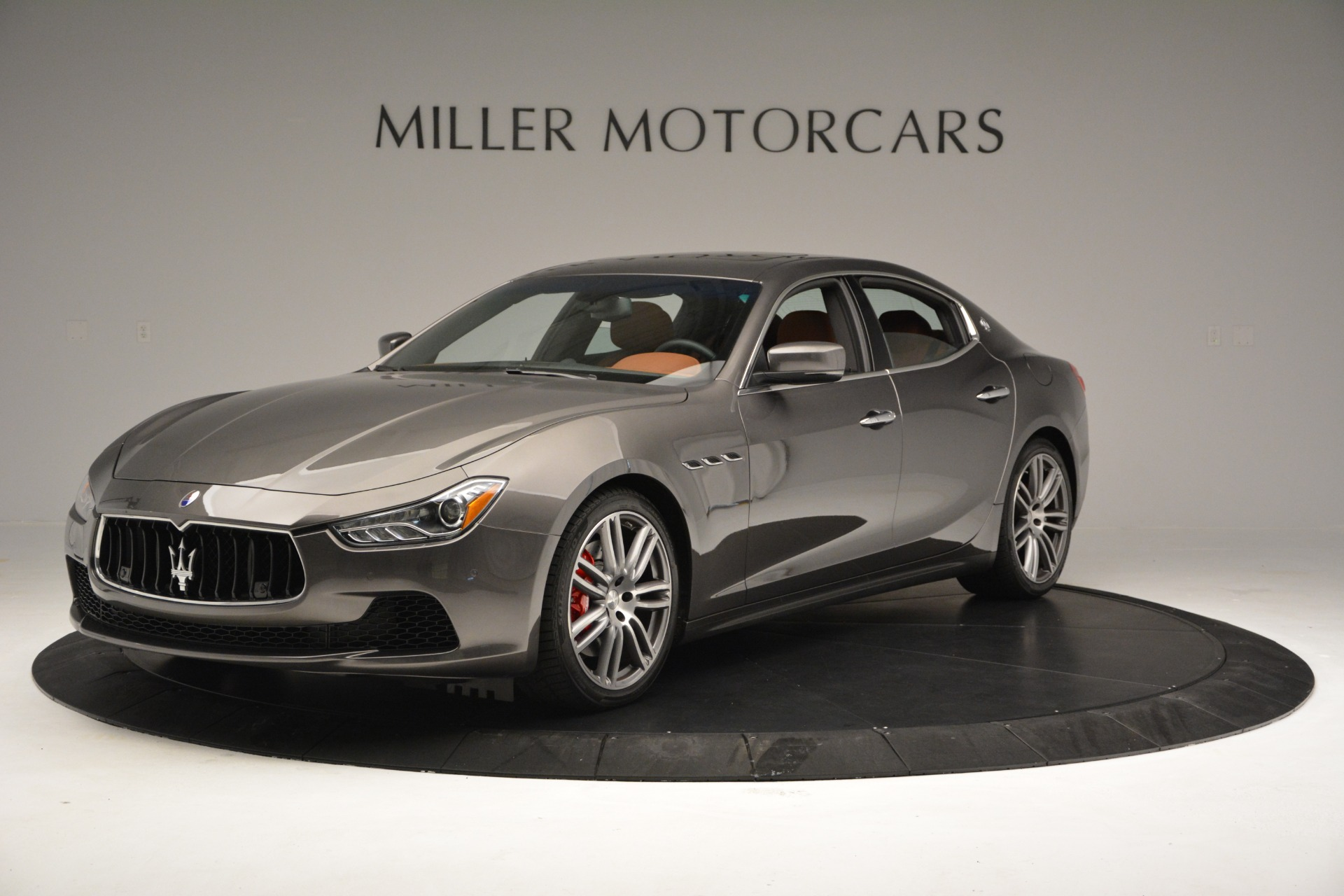 New 2018 Maserati Ghibli S Q4 For Sale In Westport, CT 1812_p3