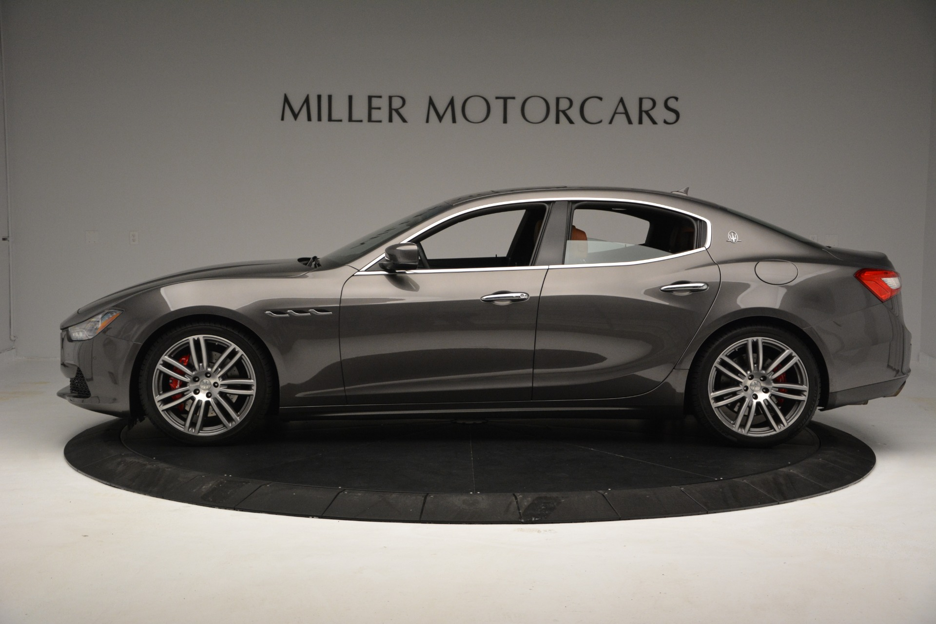 New 2018 Maserati Ghibli S Q4 For Sale In Westport, CT 1812_p4