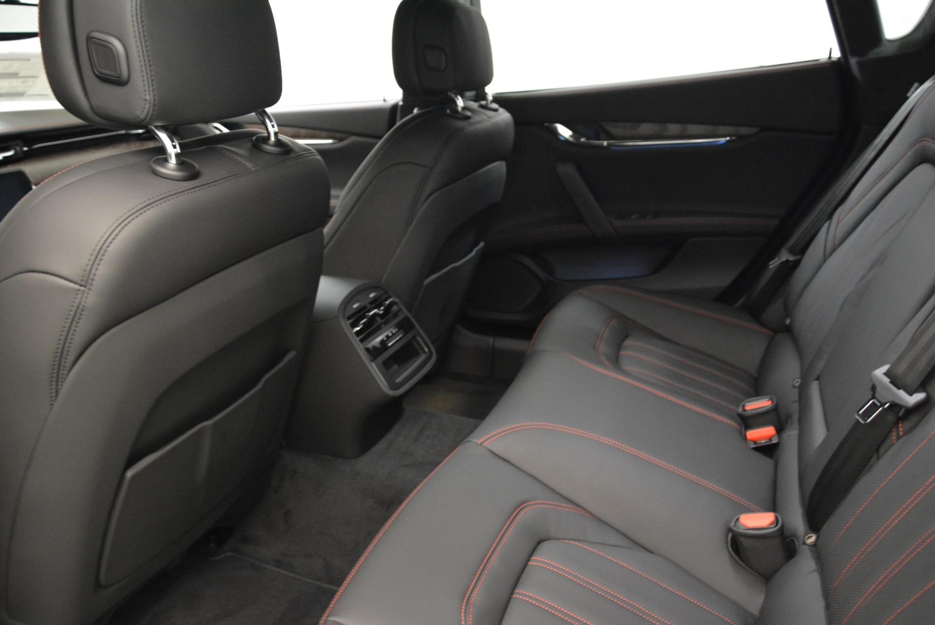 New 2018 Maserati Quattroporte S Q4 GranLusso For Sale In Westport, CT 1815_p17