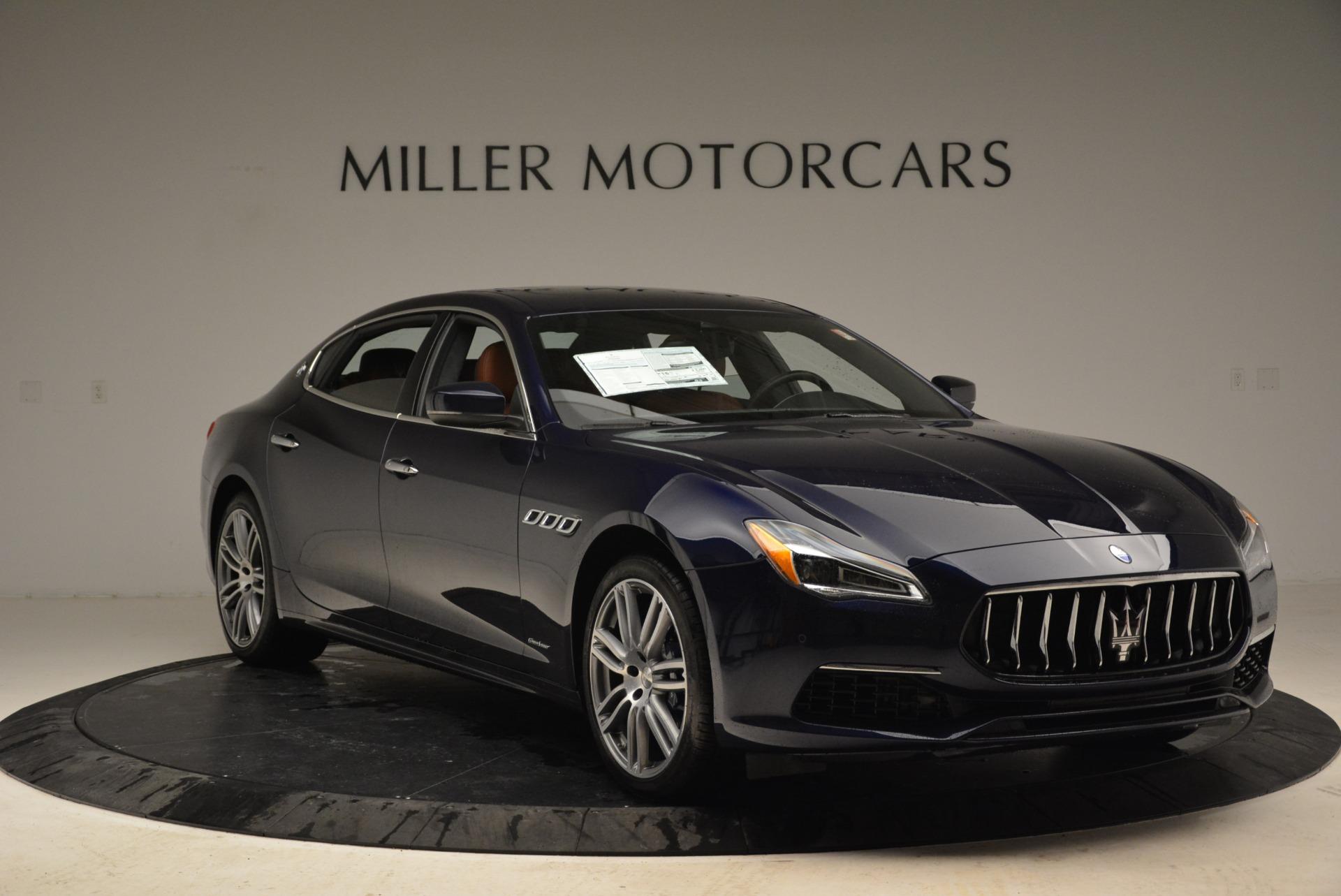 New 2018 Maserati Quattroporte S Q4 GranLusso For Sale In Westport, CT 1816_p11