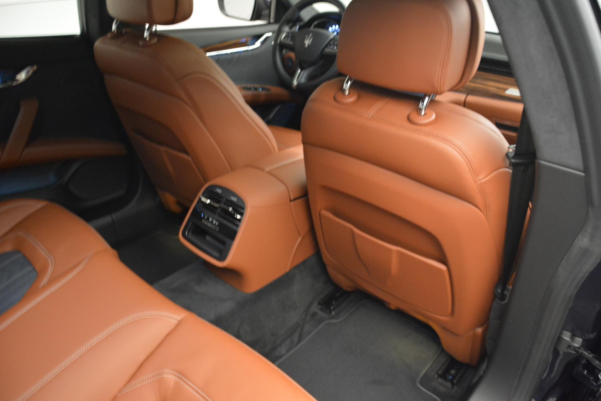New 2018 Maserati Quattroporte S Q4 GranLusso For Sale In Westport, CT 1816_p23