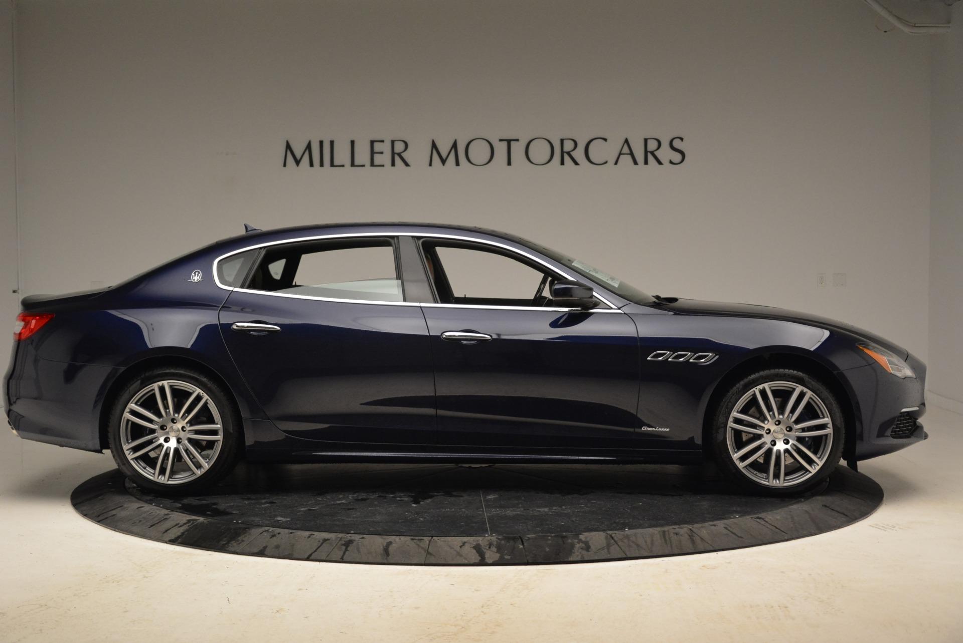 New 2018 Maserati Quattroporte S Q4 GranLusso For Sale In Westport, CT 1816_p9