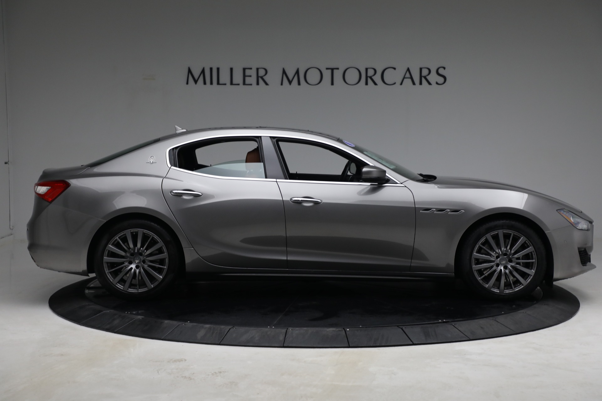 New 2018 Maserati Ghibli S Q4 For Sale In Westport, CT 1819_p6