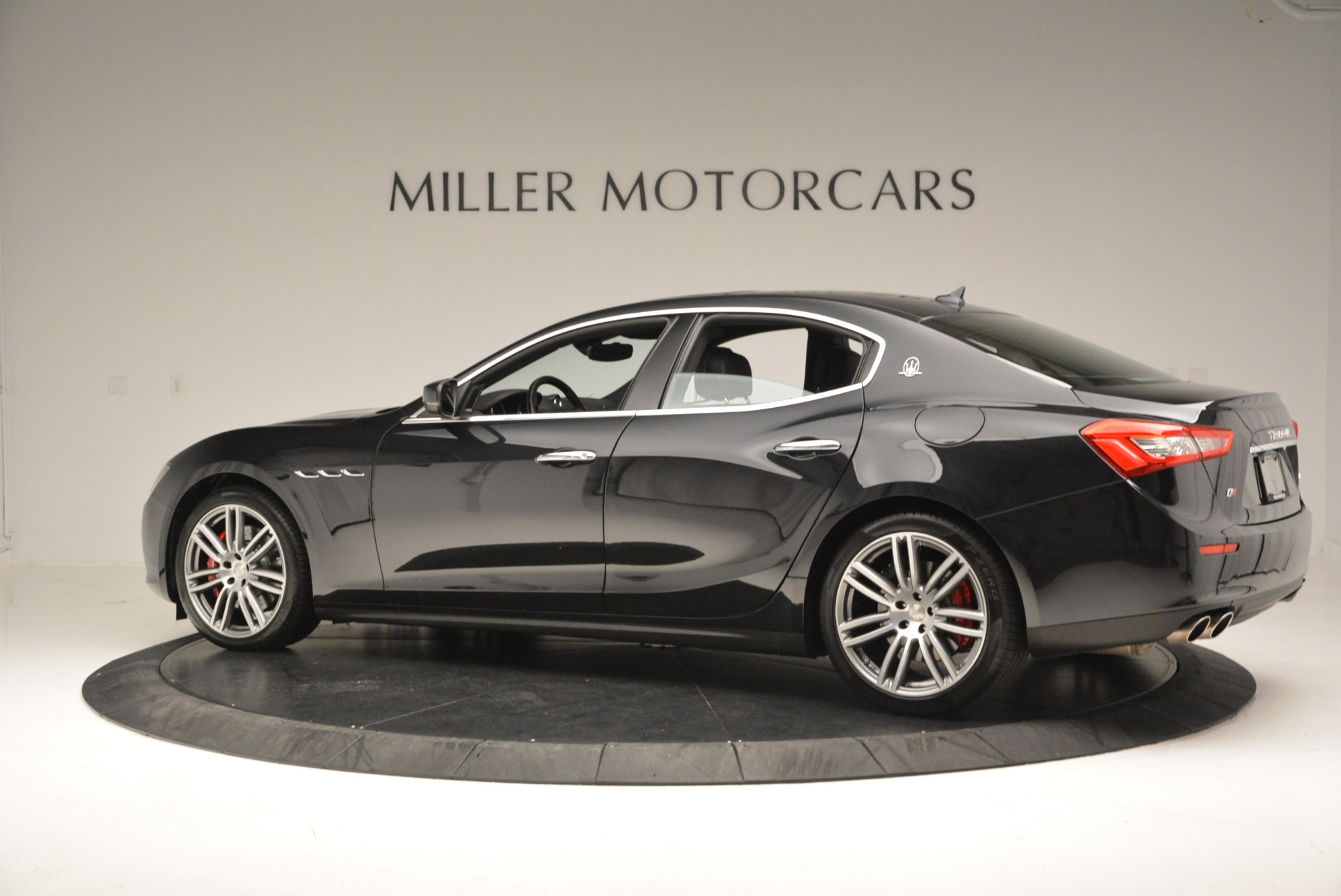 New 2018 Maserati Ghibli S Q4 For Sale In Westport, CT 1820_p4