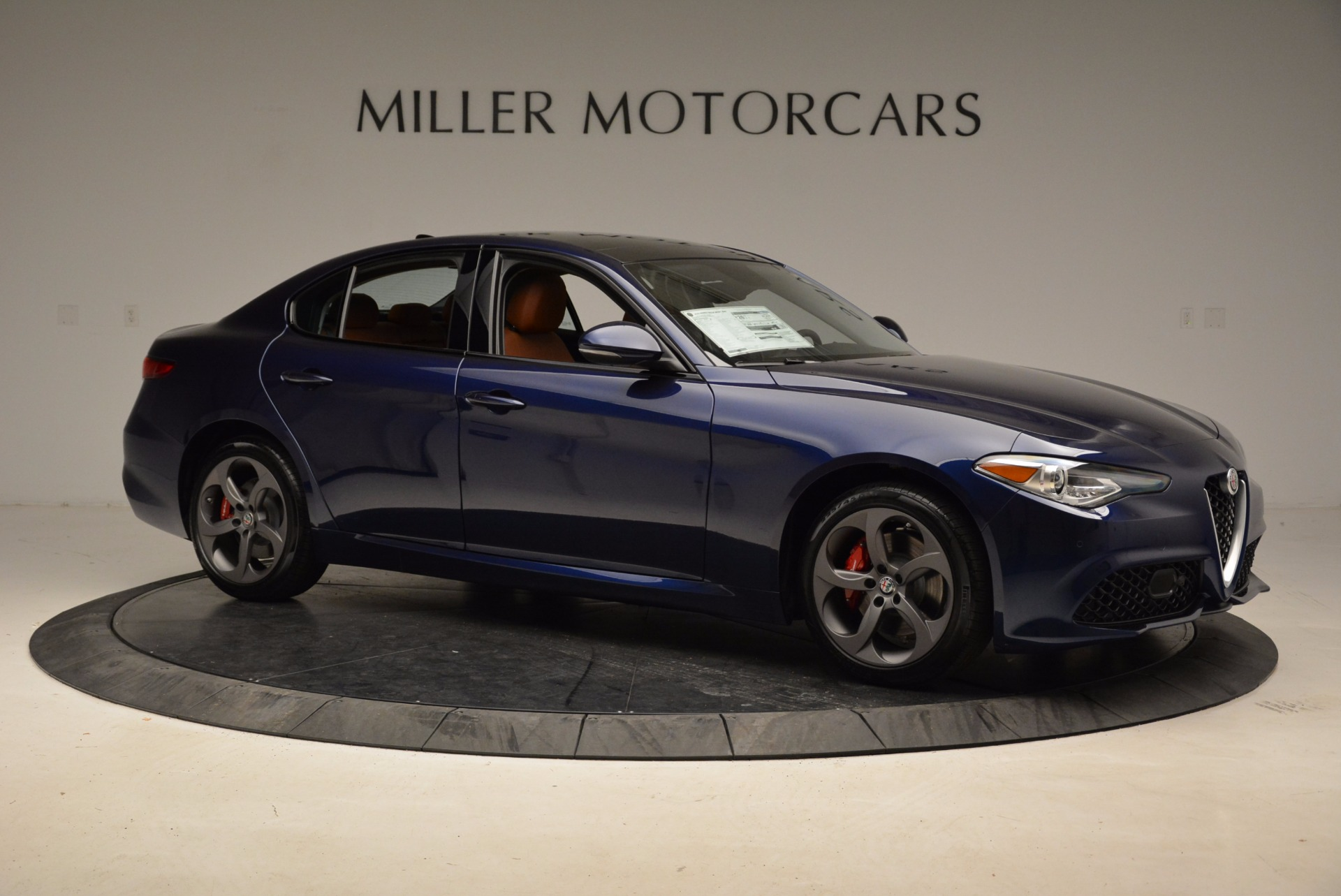 New 2018 Alfa Romeo Giulia Sport Q4 For Sale In Westport, CT 1822_p10