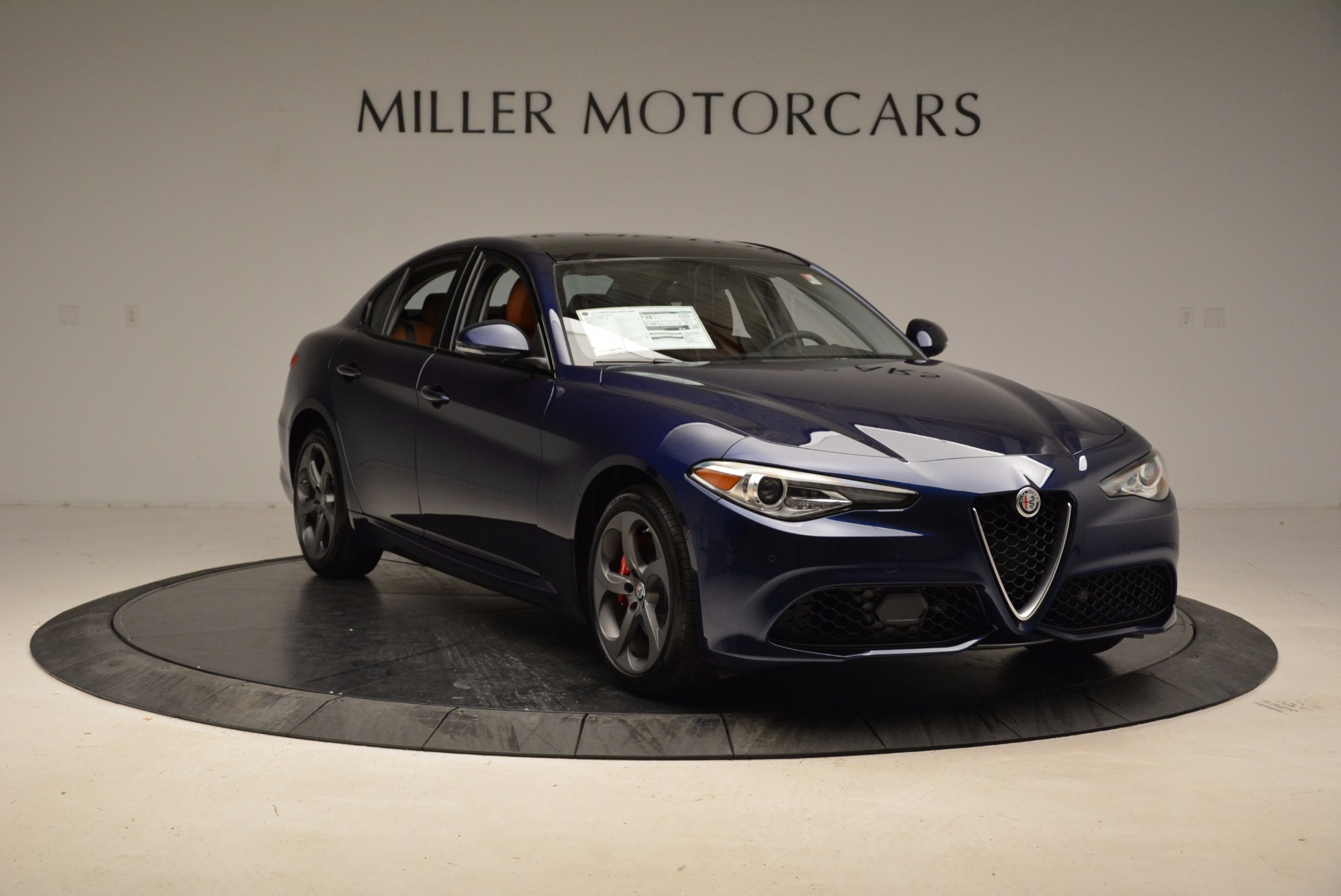 New 2018 Alfa Romeo Giulia Sport Q4 For Sale In Westport, CT 1822_p11