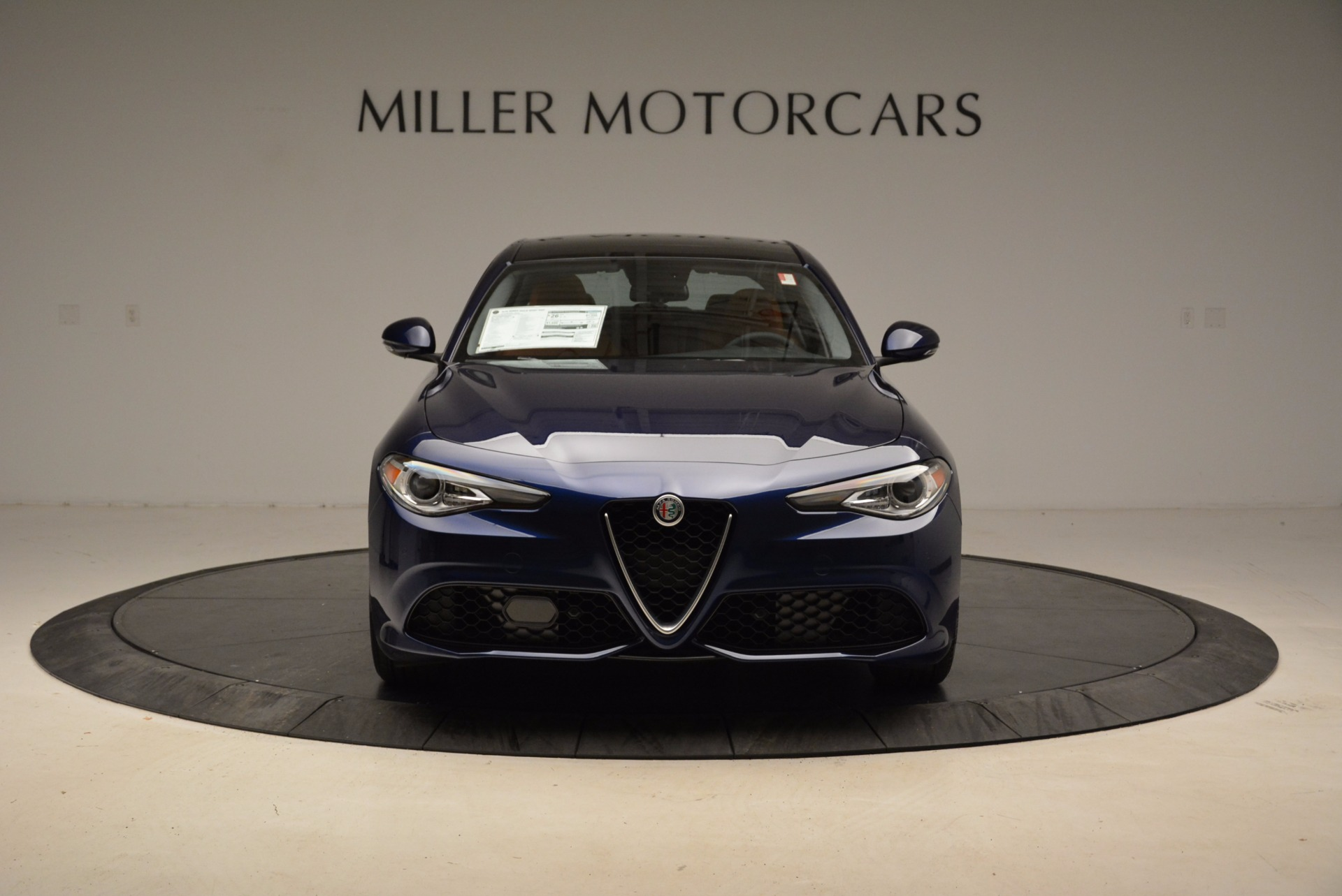 New 2018 Alfa Romeo Giulia Sport Q4 For Sale In Westport, CT 1822_p12