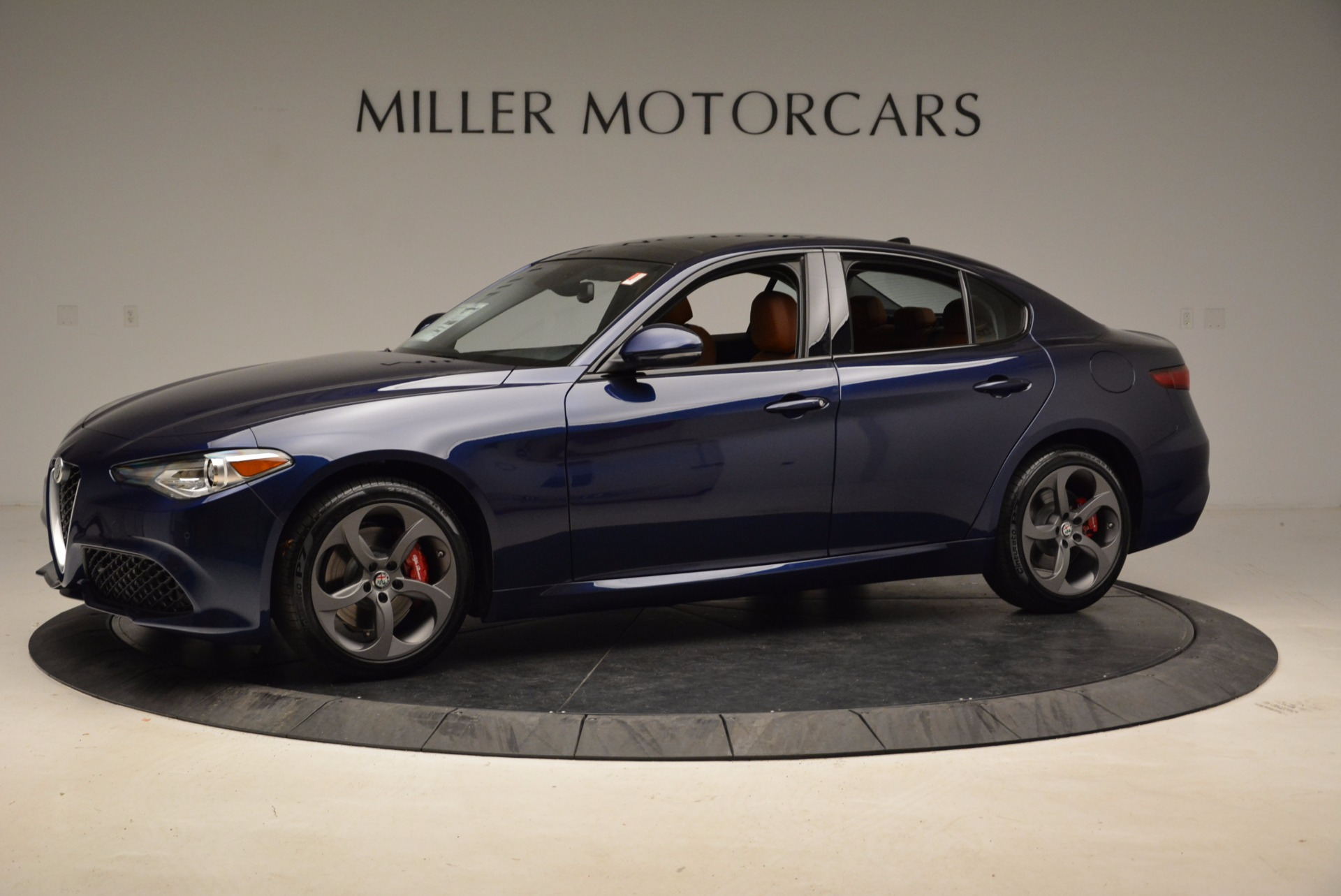 New 2018 Alfa Romeo Giulia Sport Q4 For Sale In Westport, CT 1822_p2