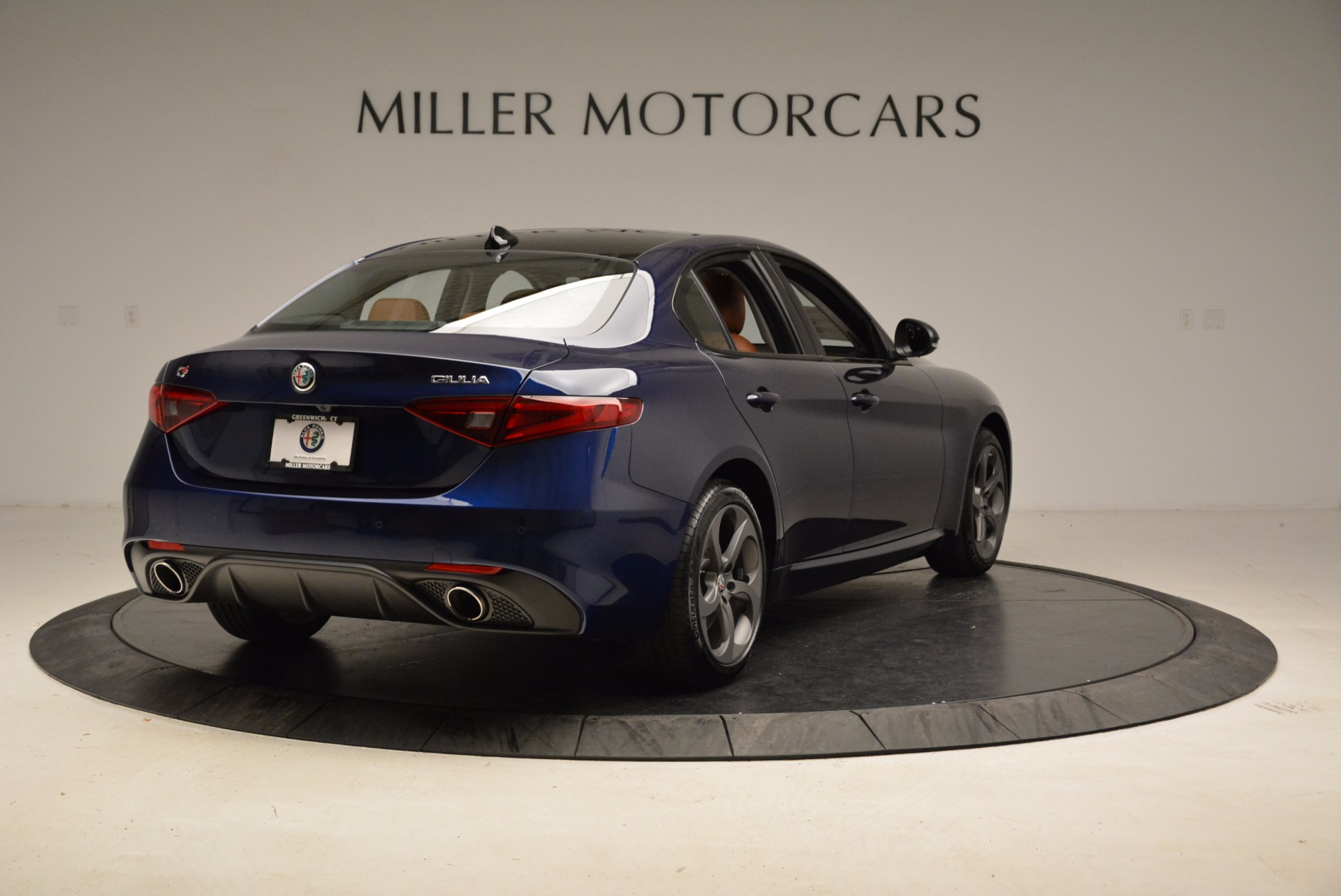New 2018 Alfa Romeo Giulia Sport Q4 For Sale In Westport, CT 1822_p7