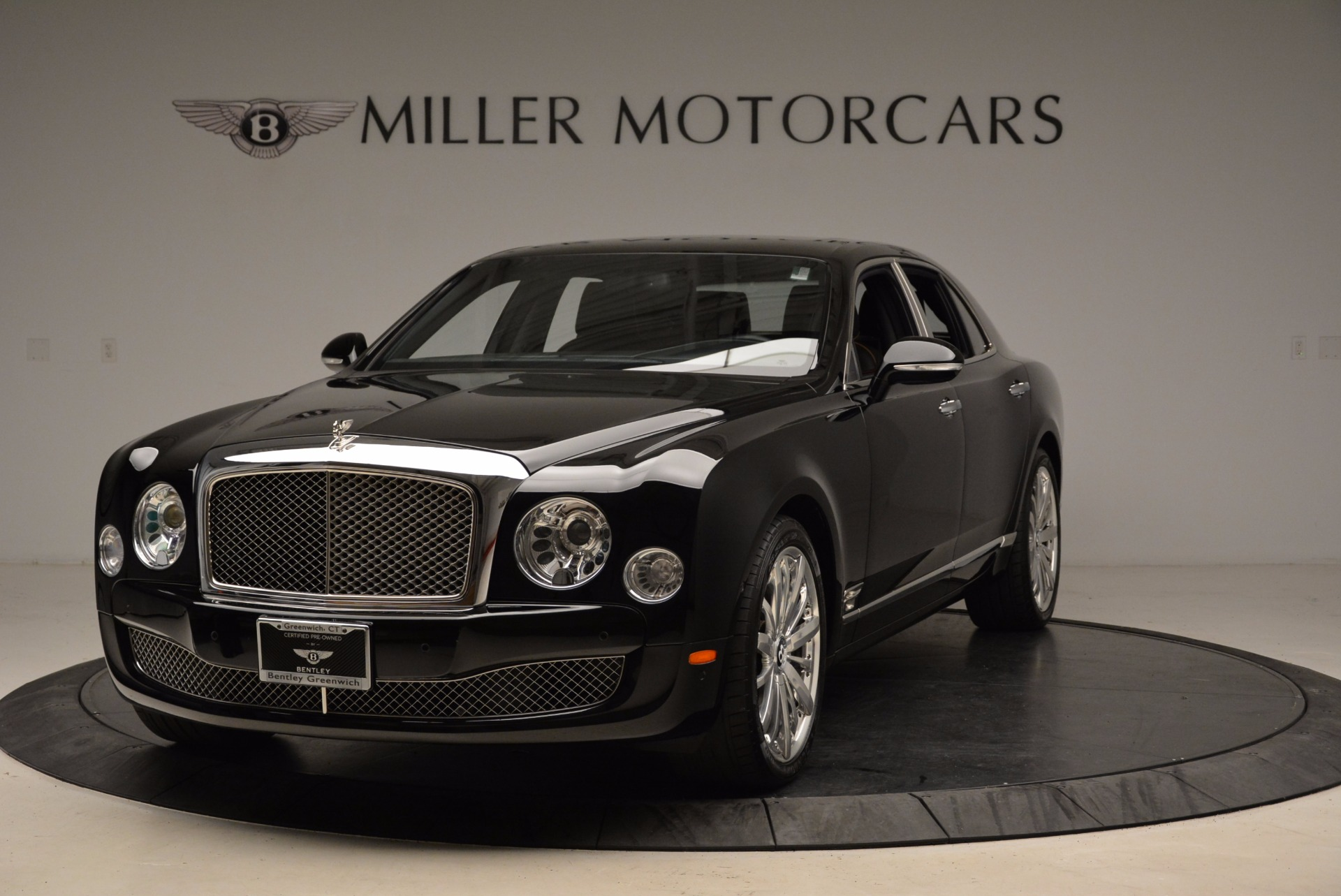 Used 2016 Bentley Mulsanne  For Sale In Westport, CT 1826_main