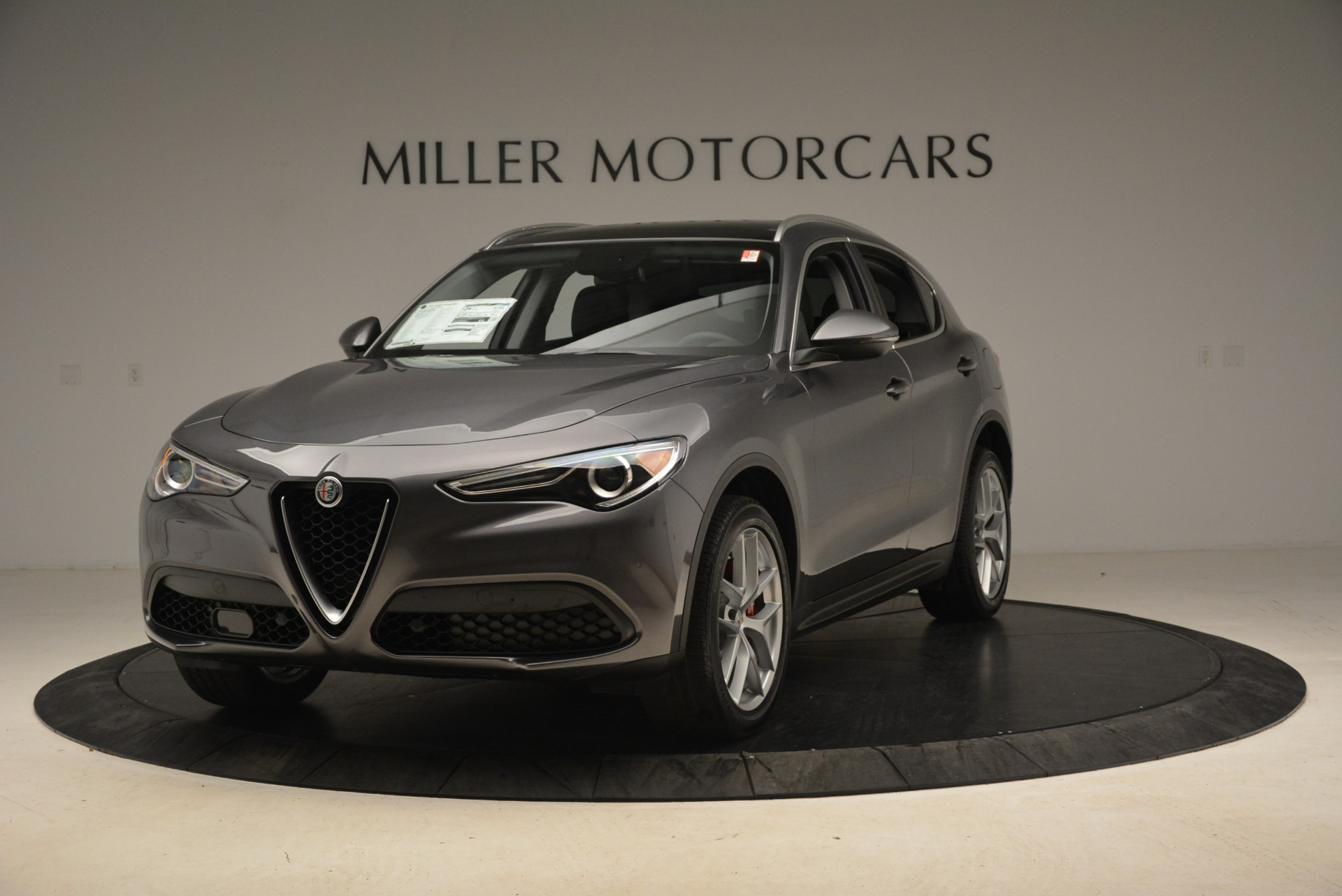 New 2018 Alfa Romeo Stelvio Ti Q4 For Sale In Westport, CT 1829_main