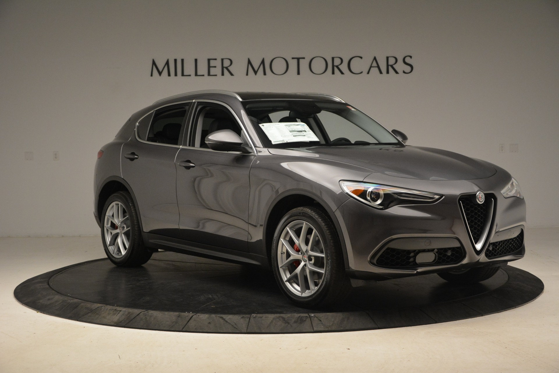 New 2018 Alfa Romeo Stelvio Ti Q4 For Sale In Westport, CT 1829_p11