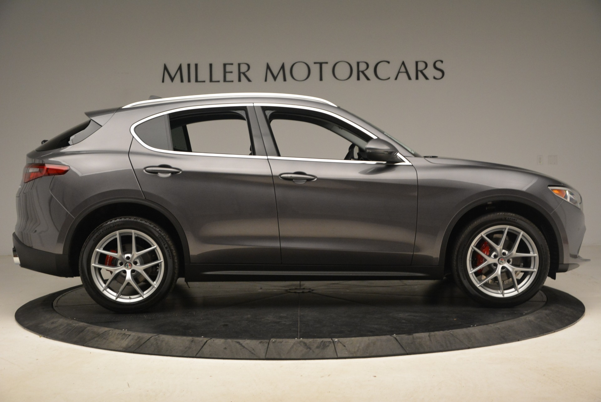New 2018 Alfa Romeo Stelvio Ti Q4 For Sale In Westport, CT 1829_p9
