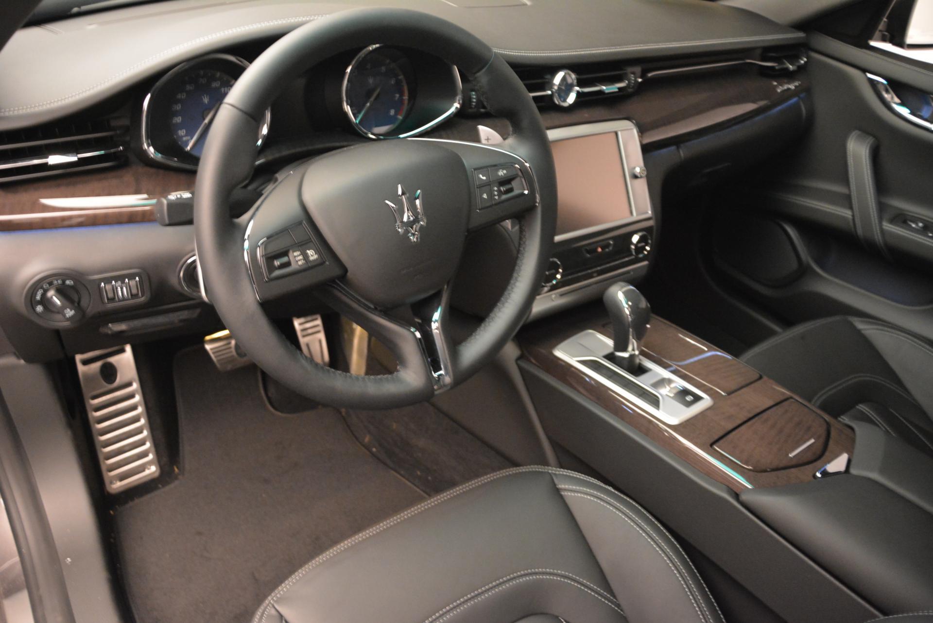 New 2016 Maserati Quattroporte S Q4 For Sale In Westport, CT 183_p14