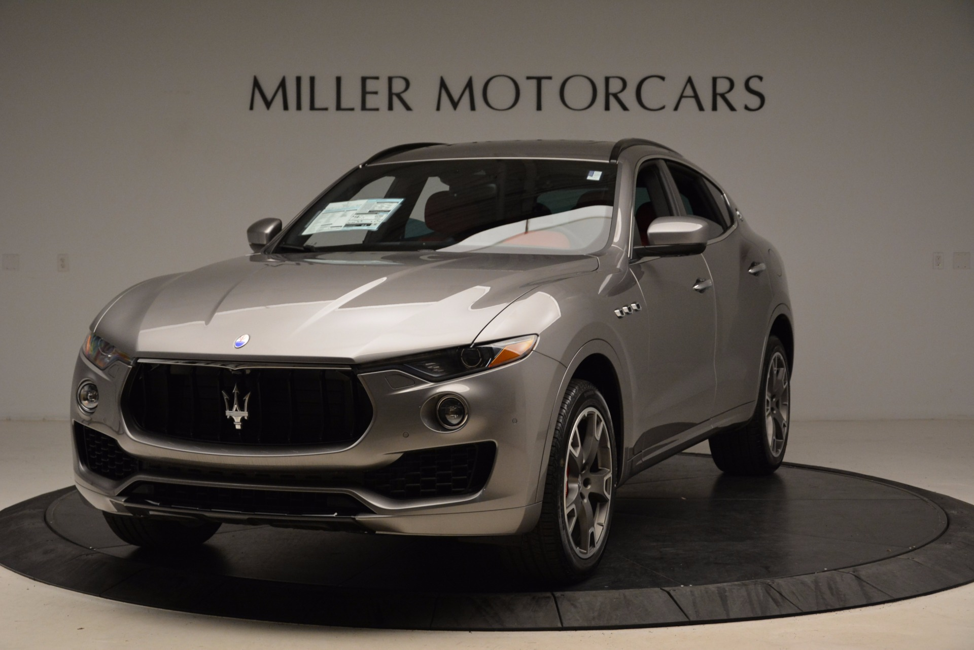 New 2017 Maserati Levante S Q4 For Sale In Westport, CT 1832_main