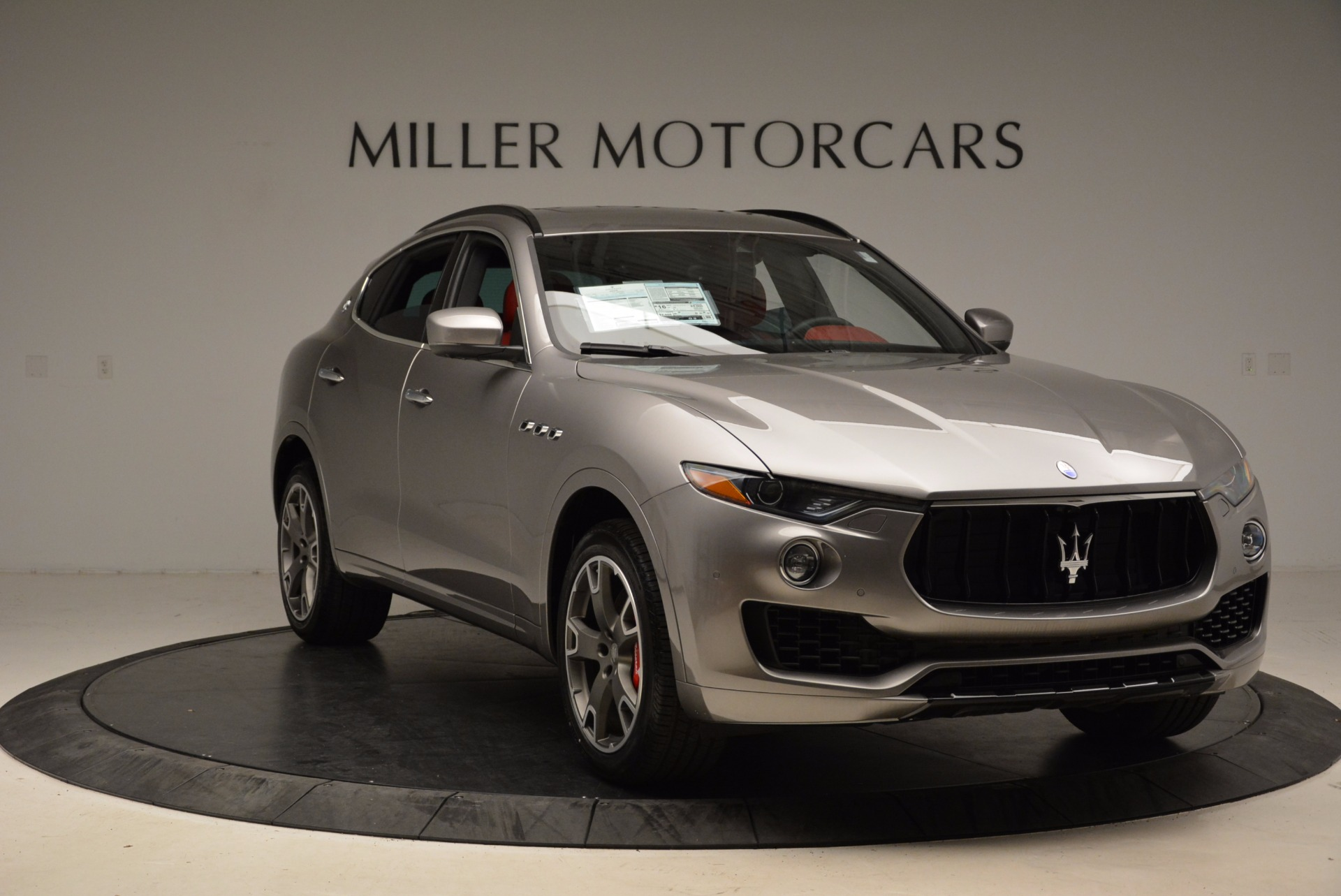 New 2017 Maserati Levante S Q4 For Sale In Westport, CT 1832_p11