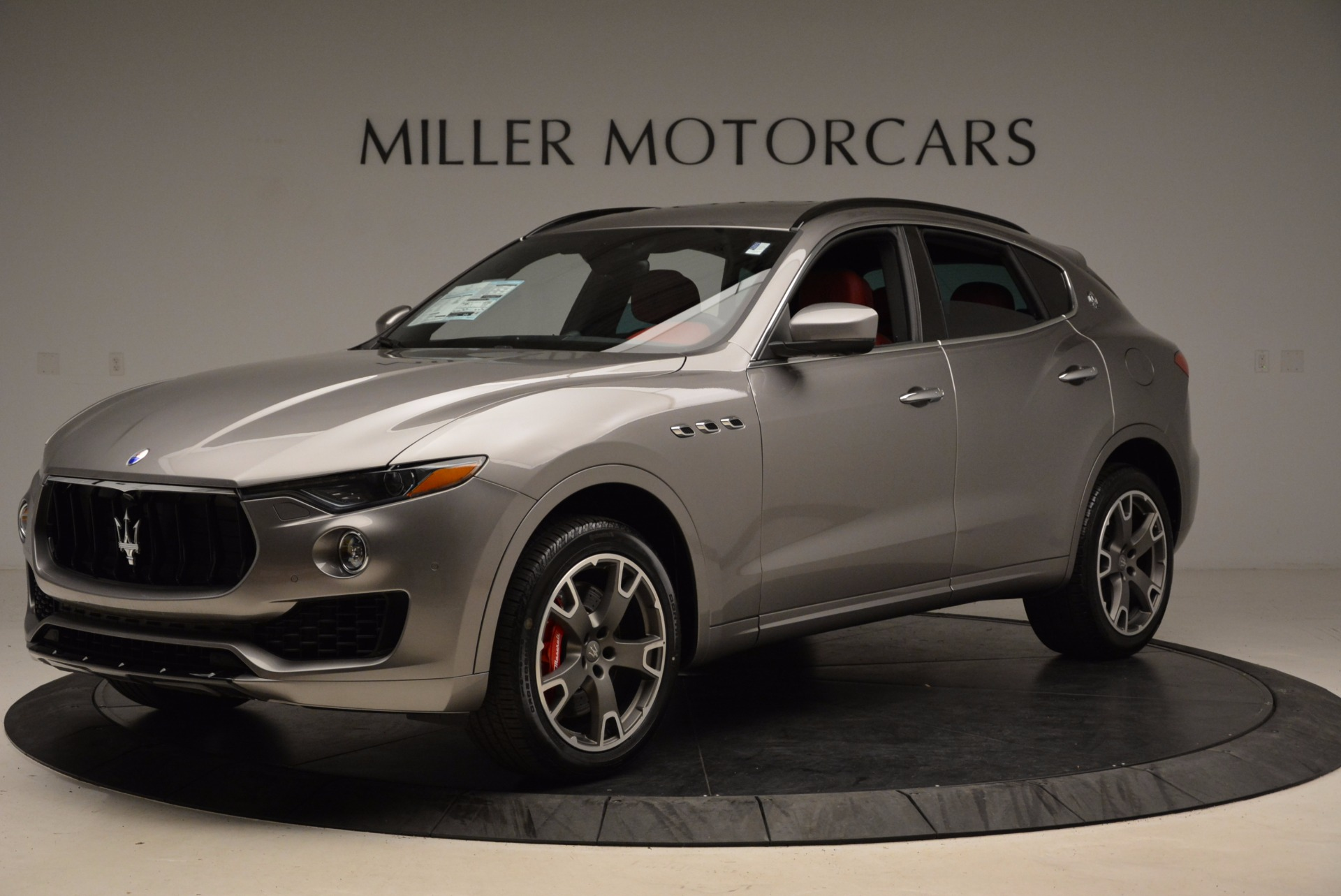 New 2017 Maserati Levante S Q4 For Sale In Westport, CT 1832_p2