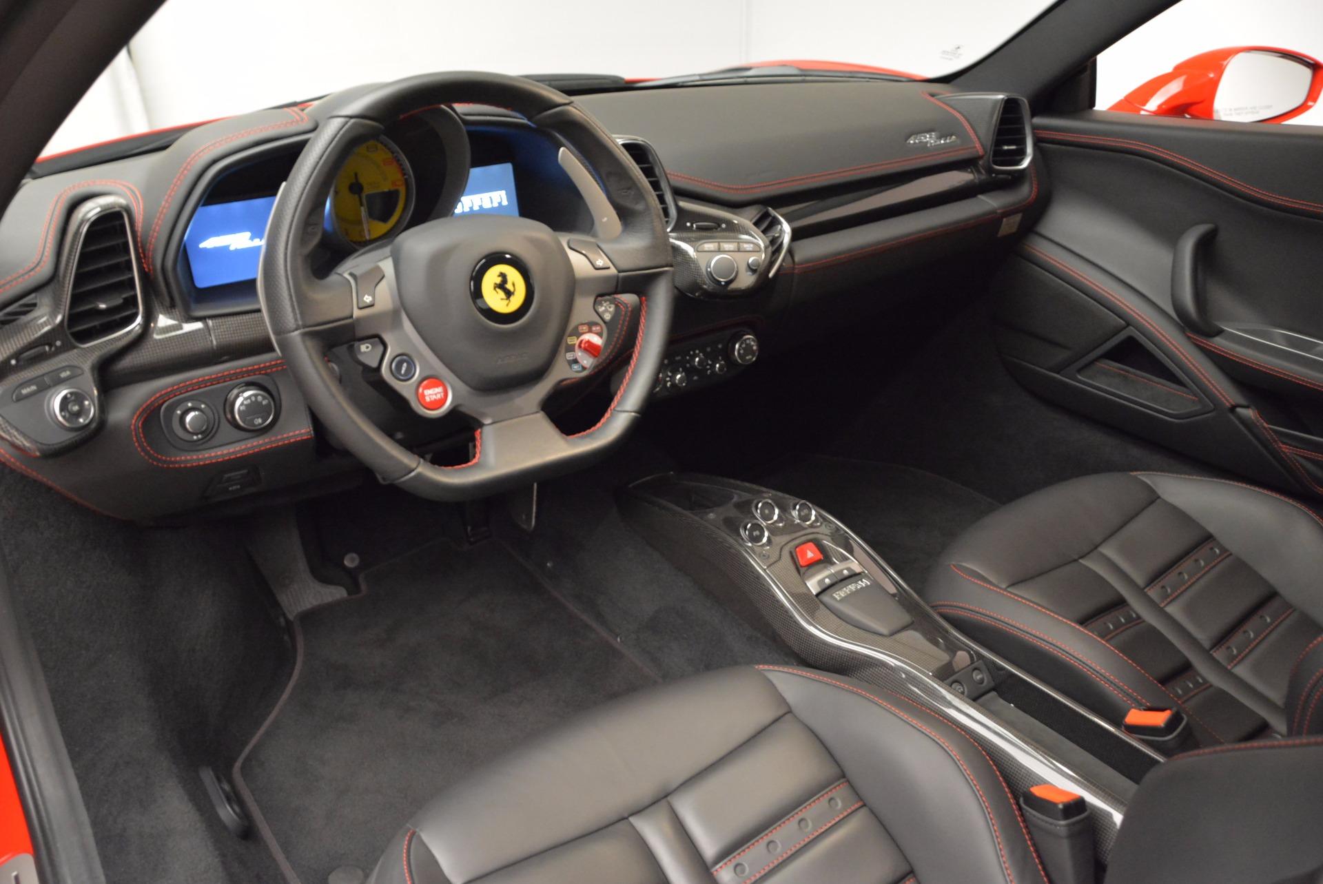 Used 2012 Ferrari 458 Italia  For Sale In Westport, CT 1833_p13