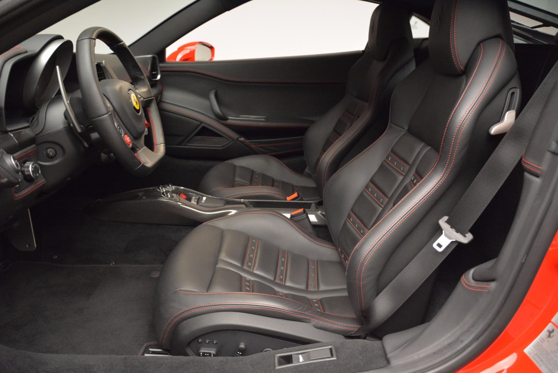Used 2012 Ferrari 458 Italia  For Sale In Westport, CT 1833_p14