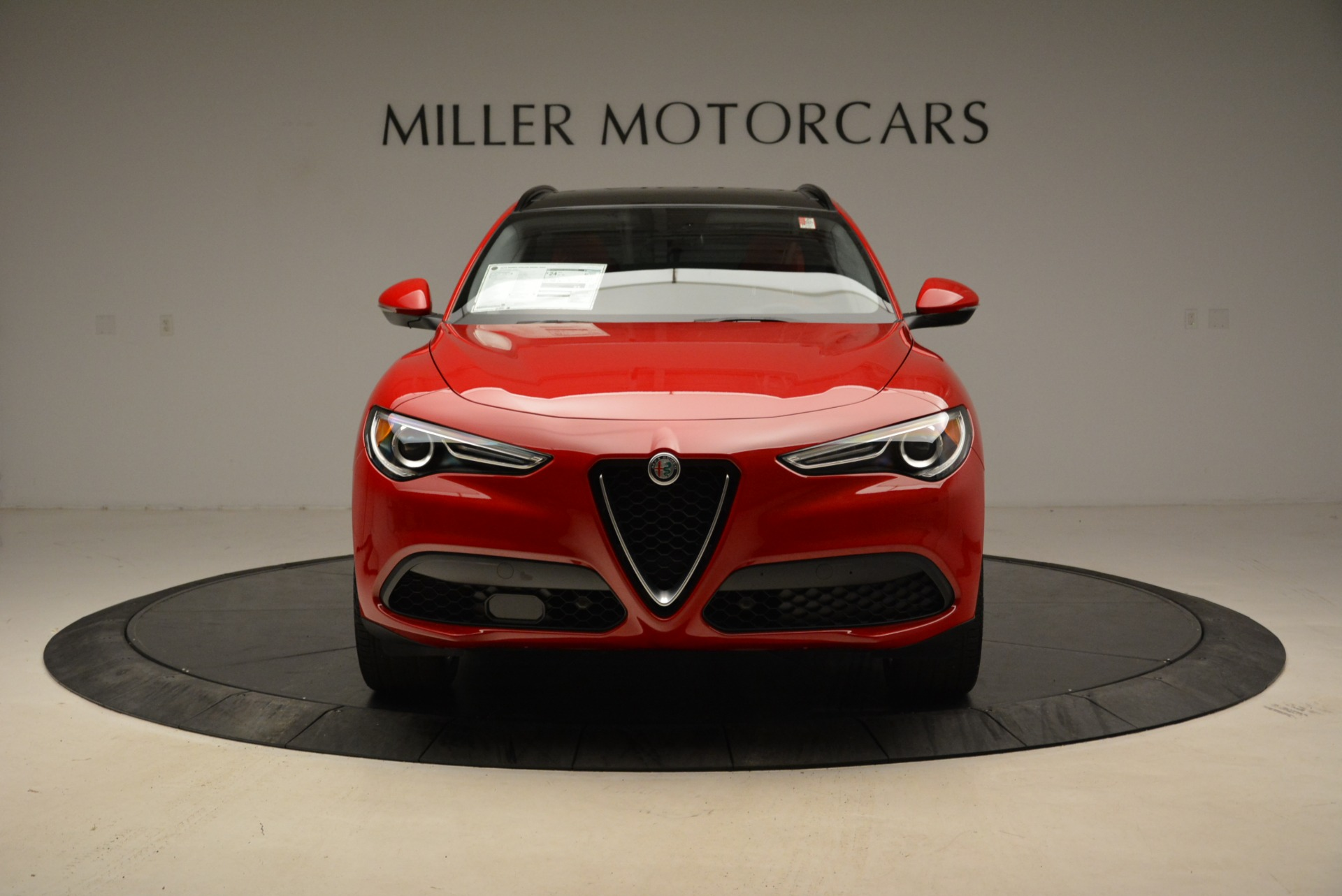 New 2018 Alfa Romeo Stelvio Sport Q4 For Sale In Westport, CT 1834_p12