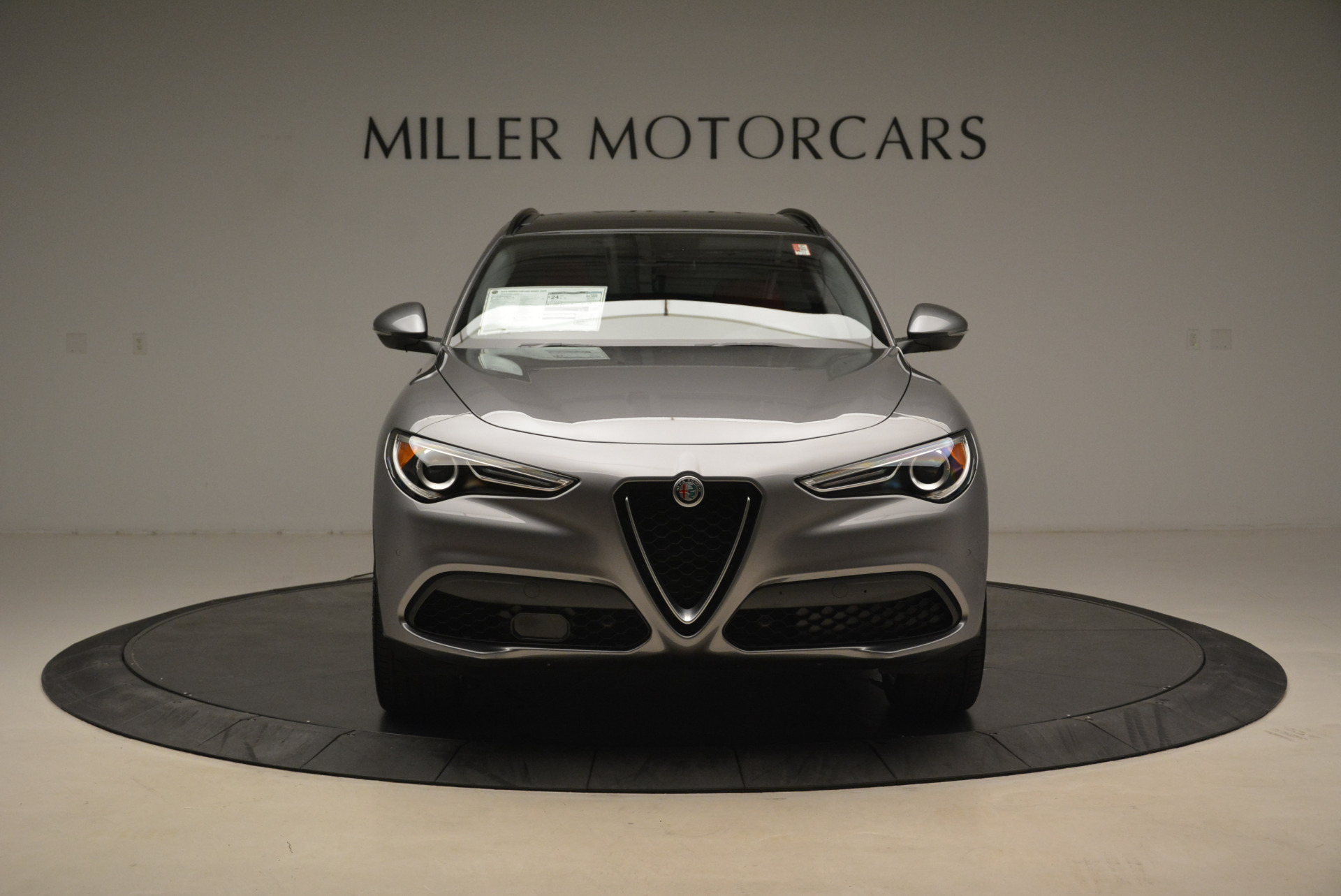 New 2018 Alfa Romeo Stelvio Sport Q4 For Sale In Westport, CT 1836_p12