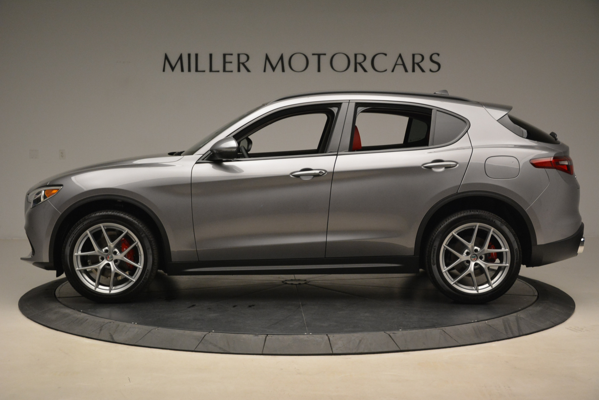 New 2018 Alfa Romeo Stelvio Sport Q4 For Sale In Westport, CT 1836_p3