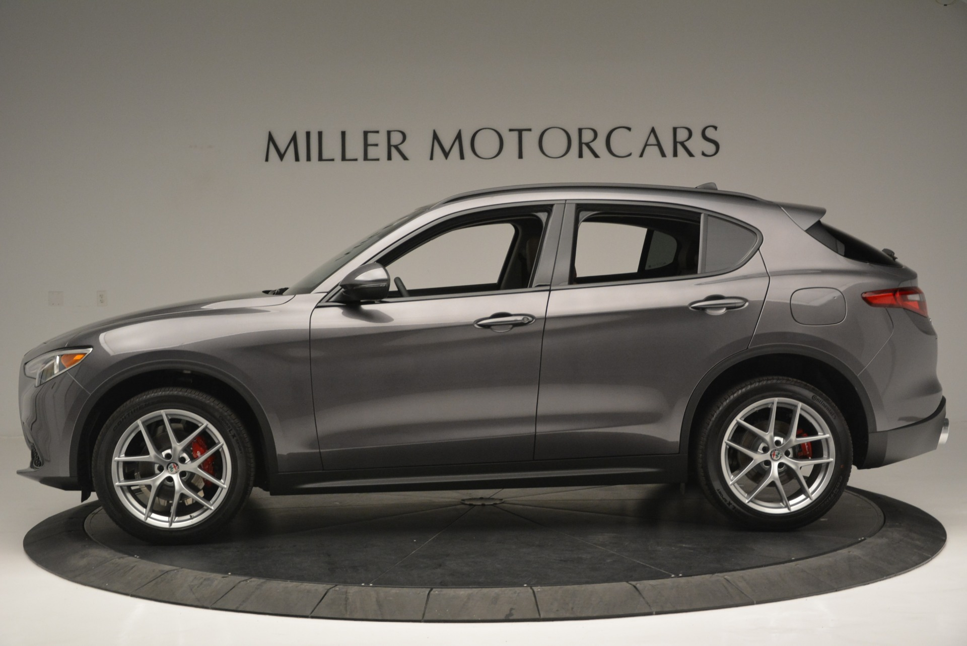 New 2018 Alfa Romeo Stelvio Sport Q4 For Sale In Westport, CT 1837_p3