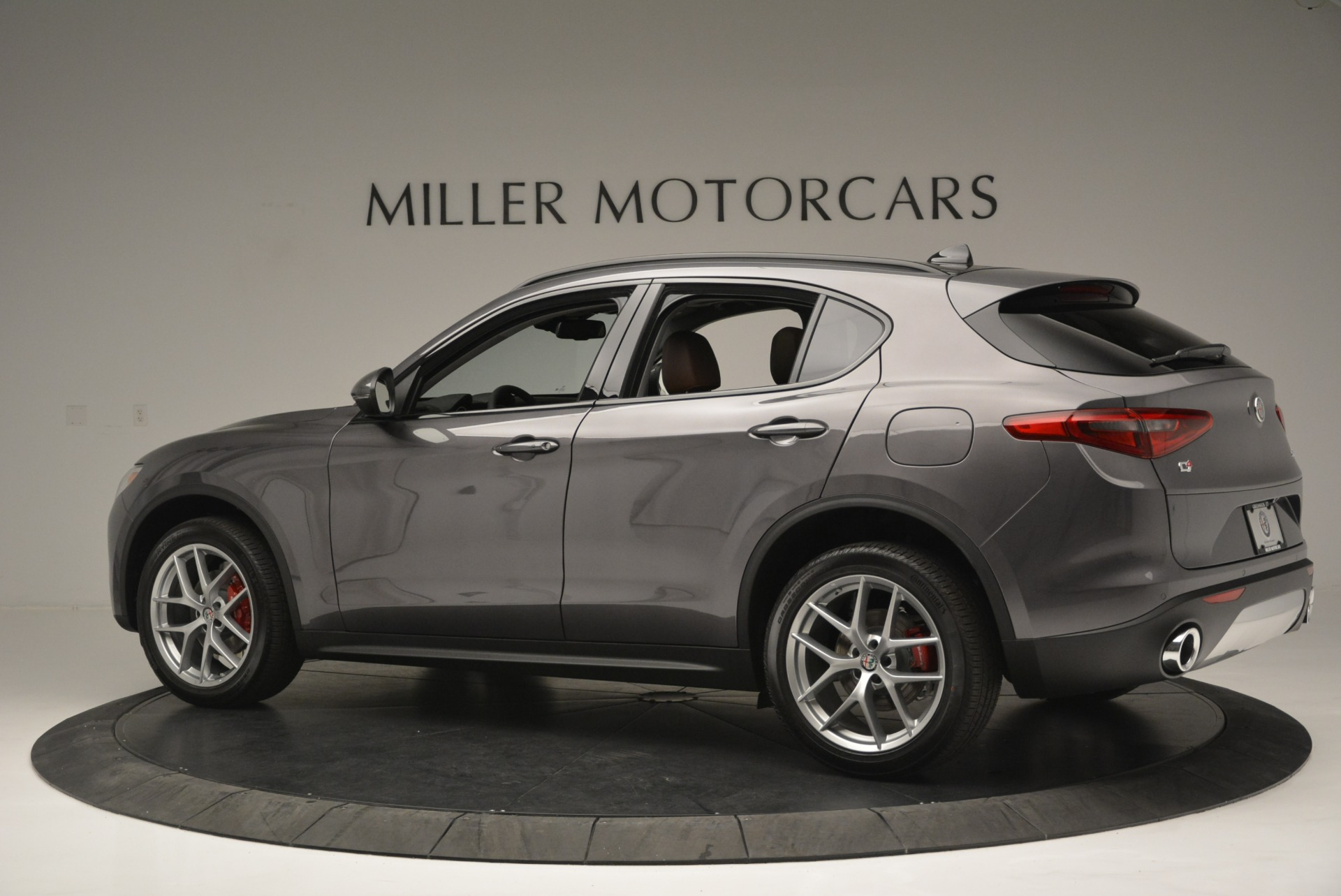 New 2018 Alfa Romeo Stelvio Sport Q4 For Sale In Westport, CT 1837_p4